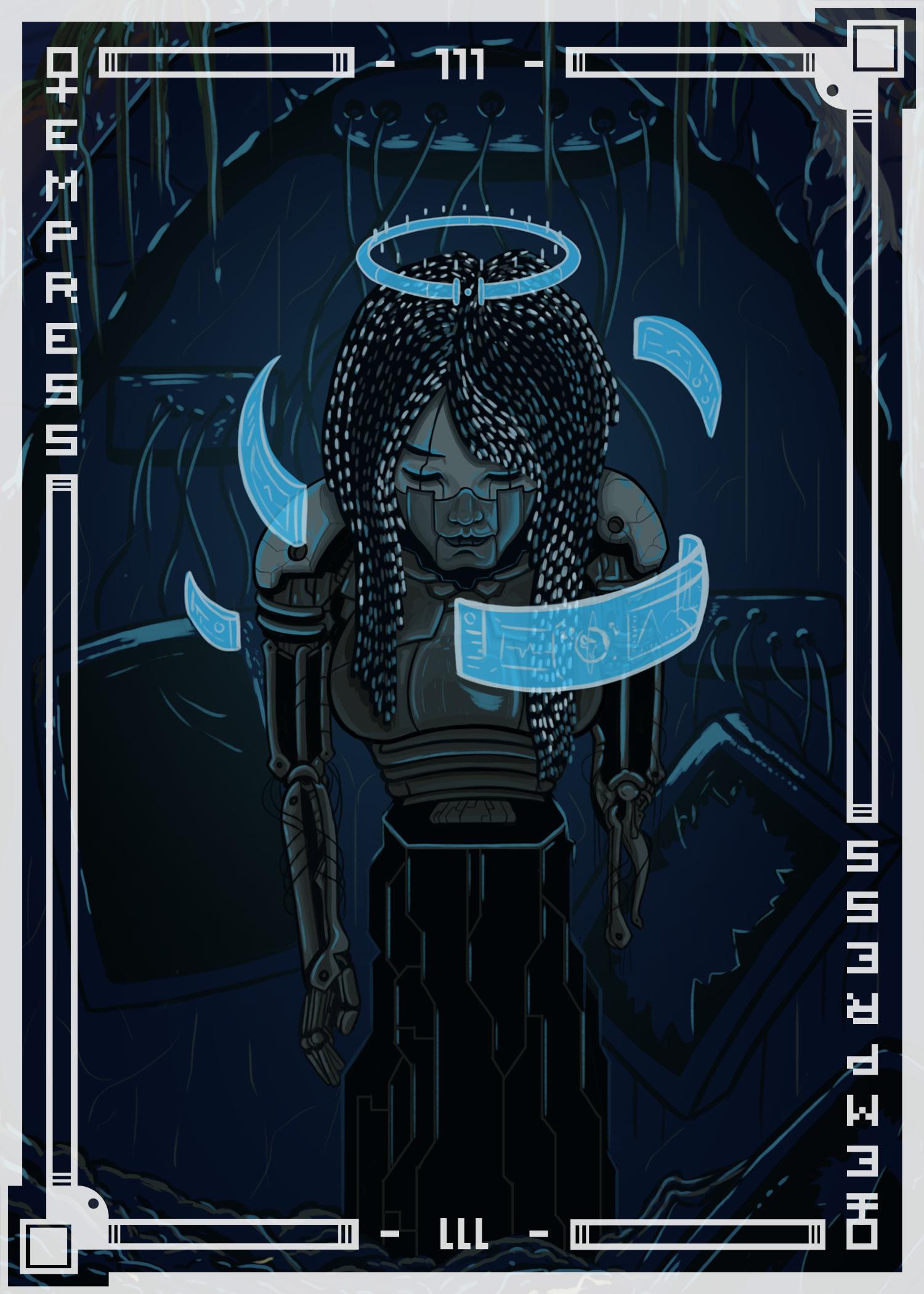 Empress Tarot Card 1