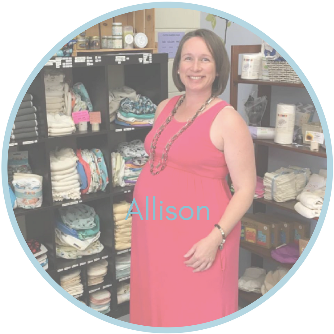 Allison Allin - Host of the Holiday Mom Made Market and Owner of Serenity Birth Studio