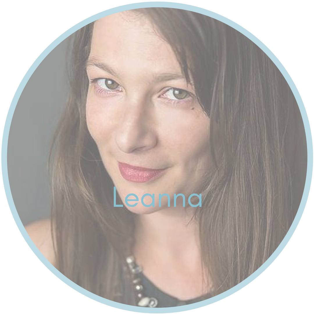 Leanna Jane Lewis- Host of the Women's Holistic Health and Healing Fair, and Owner of Leanna Jane YOGA.