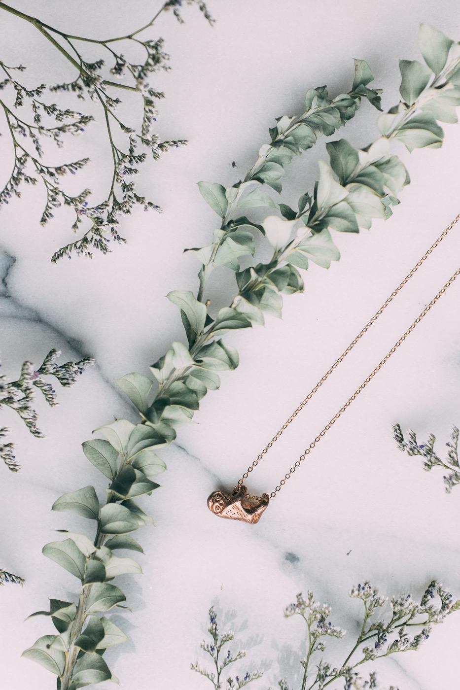Dawning - Sloth Necklace-9459.jpeg