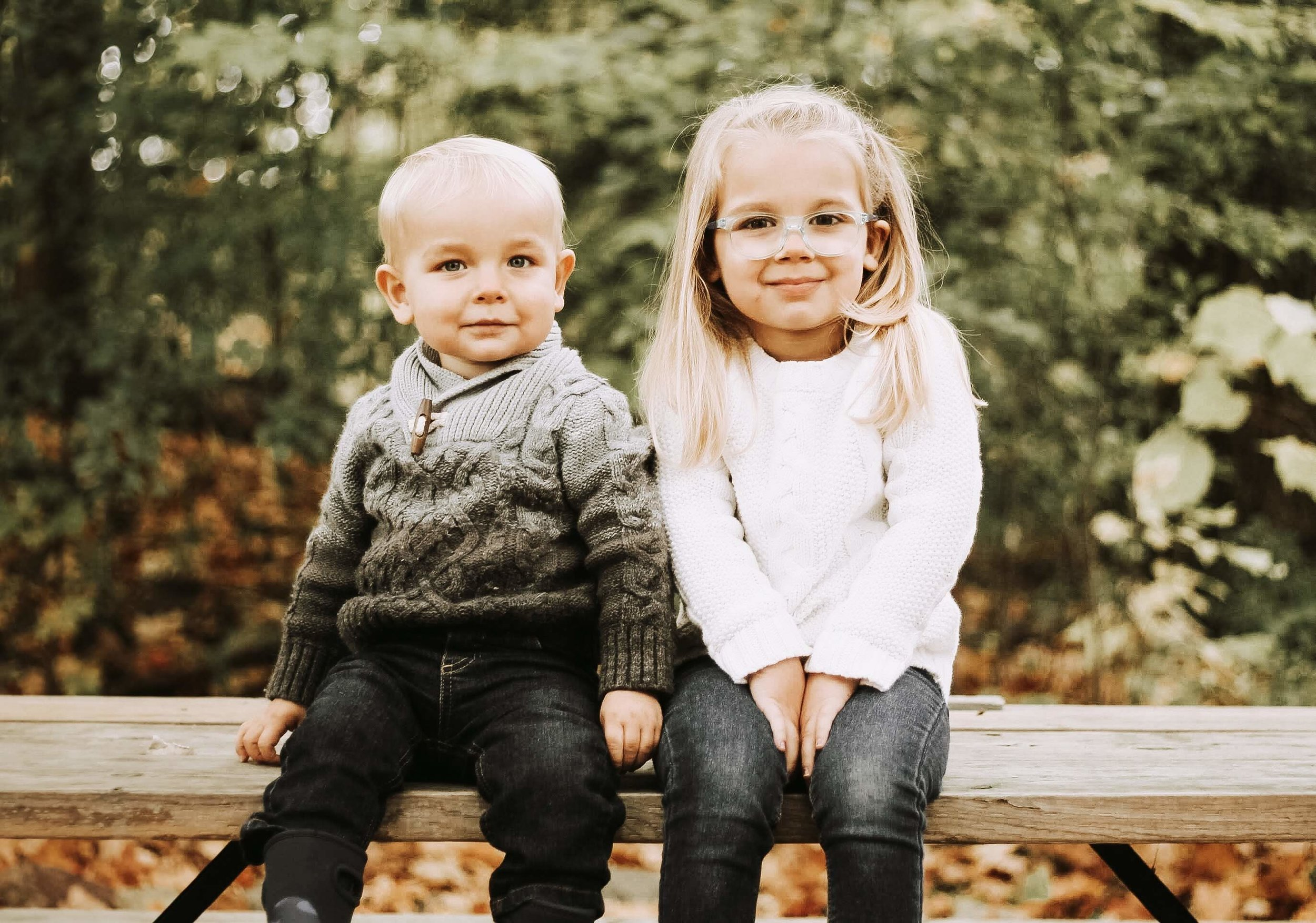 Older children, toddlers, photoshoot, family photos