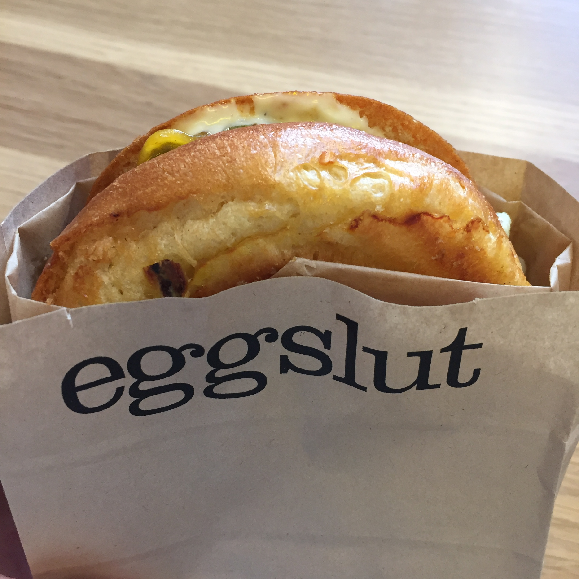 Sausage, Egg & Cheese