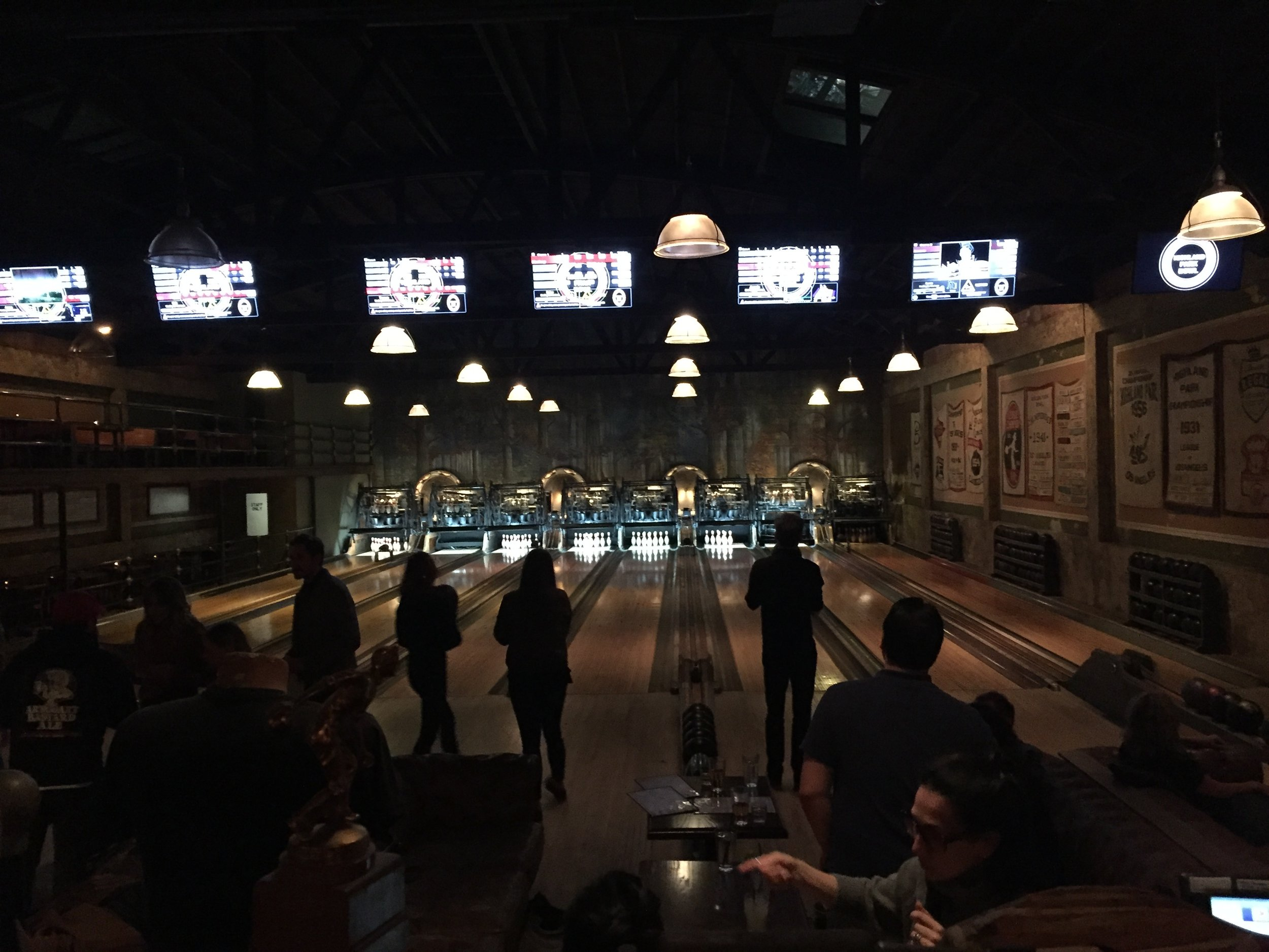 Check out Highland Park Bowl  here