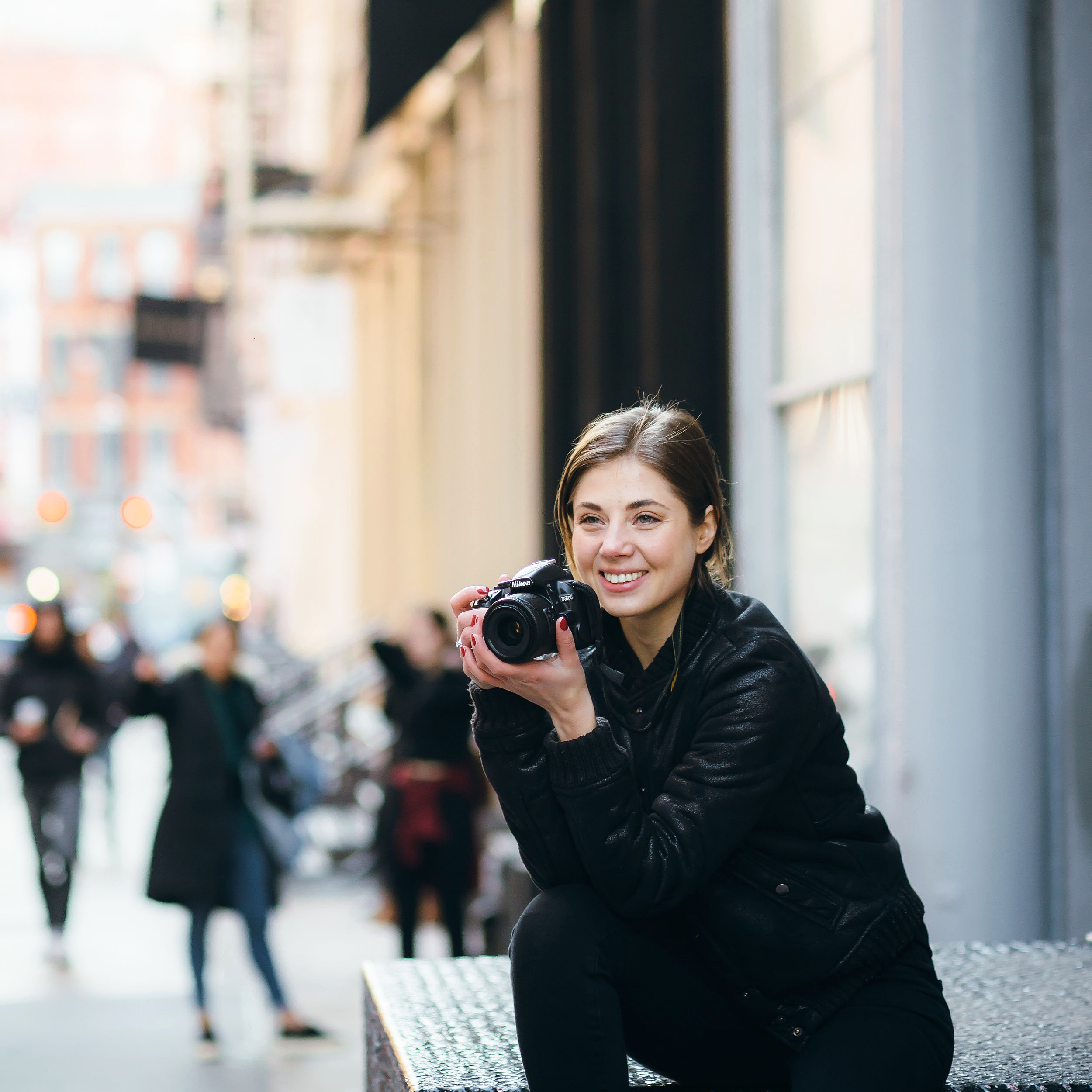 You just click a button and something magical happens... - The moment I set foot in New York, I was inspired to photograph everything - the streets, the people, the celebrations - to capture the ethos of my new home. I like to think the joy I take in my craft is evident in each photo I give to you.Event PhotographyWhen I photograph an event, your space is the star of the show. There's no posing or forced, fake smiles. It's just me, my camera, and your beautiful guests. My lens captures the vibe and interior design you worked so hard to create, showcasing your talents and naturally highlighting your guests' favorite moments.What makes it all worthwhileFor me, photography is so much more than just a paycheck. When I hear someone gasp at how wonderful they look in the photos, wondering how I could have gotten such a relaxed and natural shot, I'm reminded of why I chose this work. Knowing that my art makes others happy makes all the dedication worthwhile.
