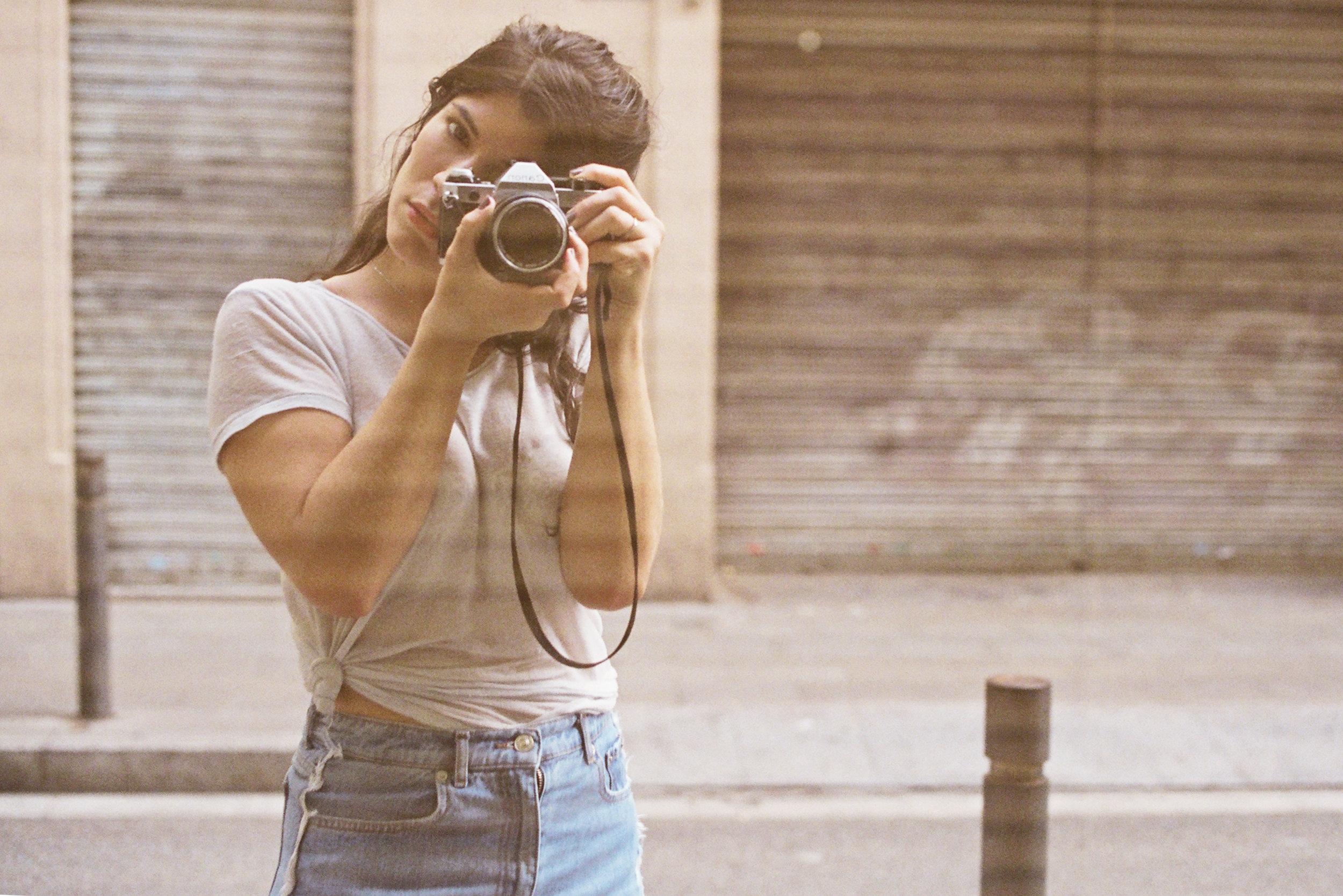 Christina-Arza-Self-Portrait-Barcelona