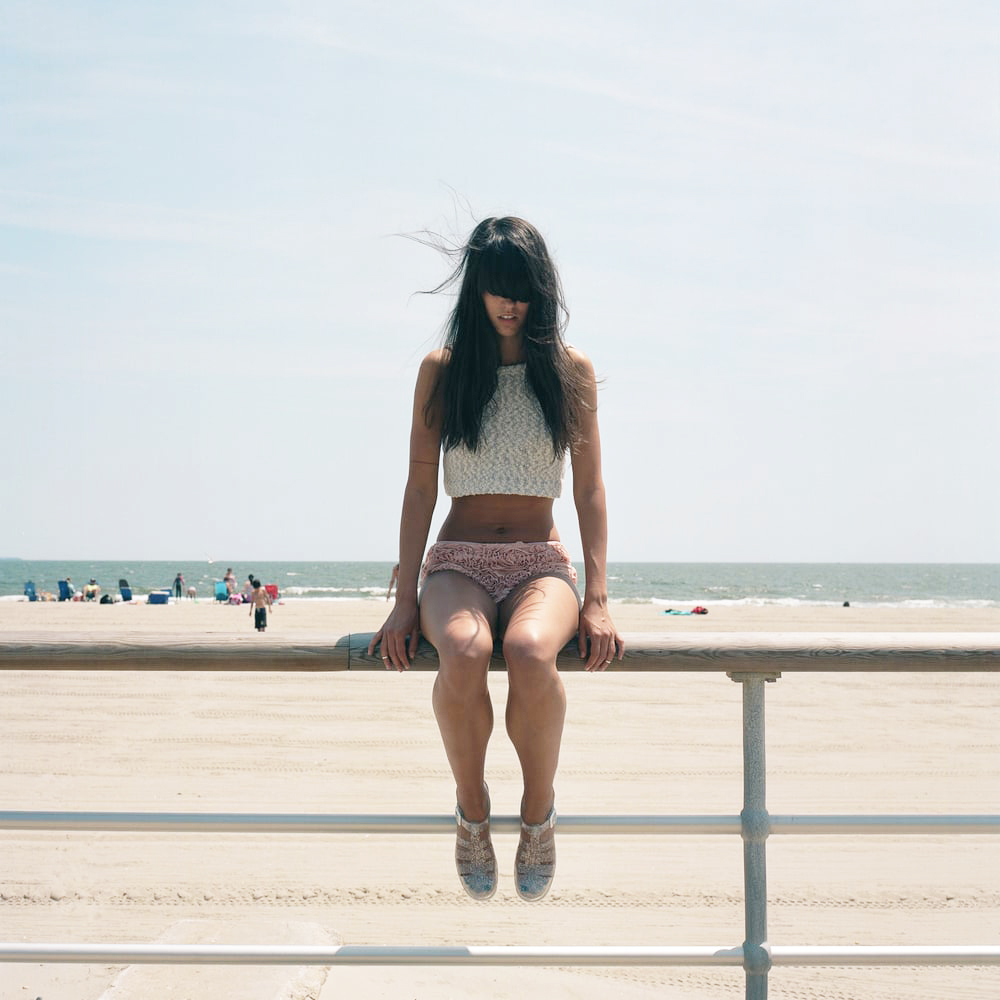 Fort Tilden - Campaign for Beauty Products