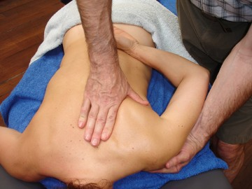 Action Potential deep tissue massage therapy in Parnell, Auckland.