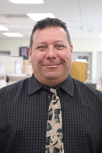 Jose Pimentel - School EL/ELD Counselor