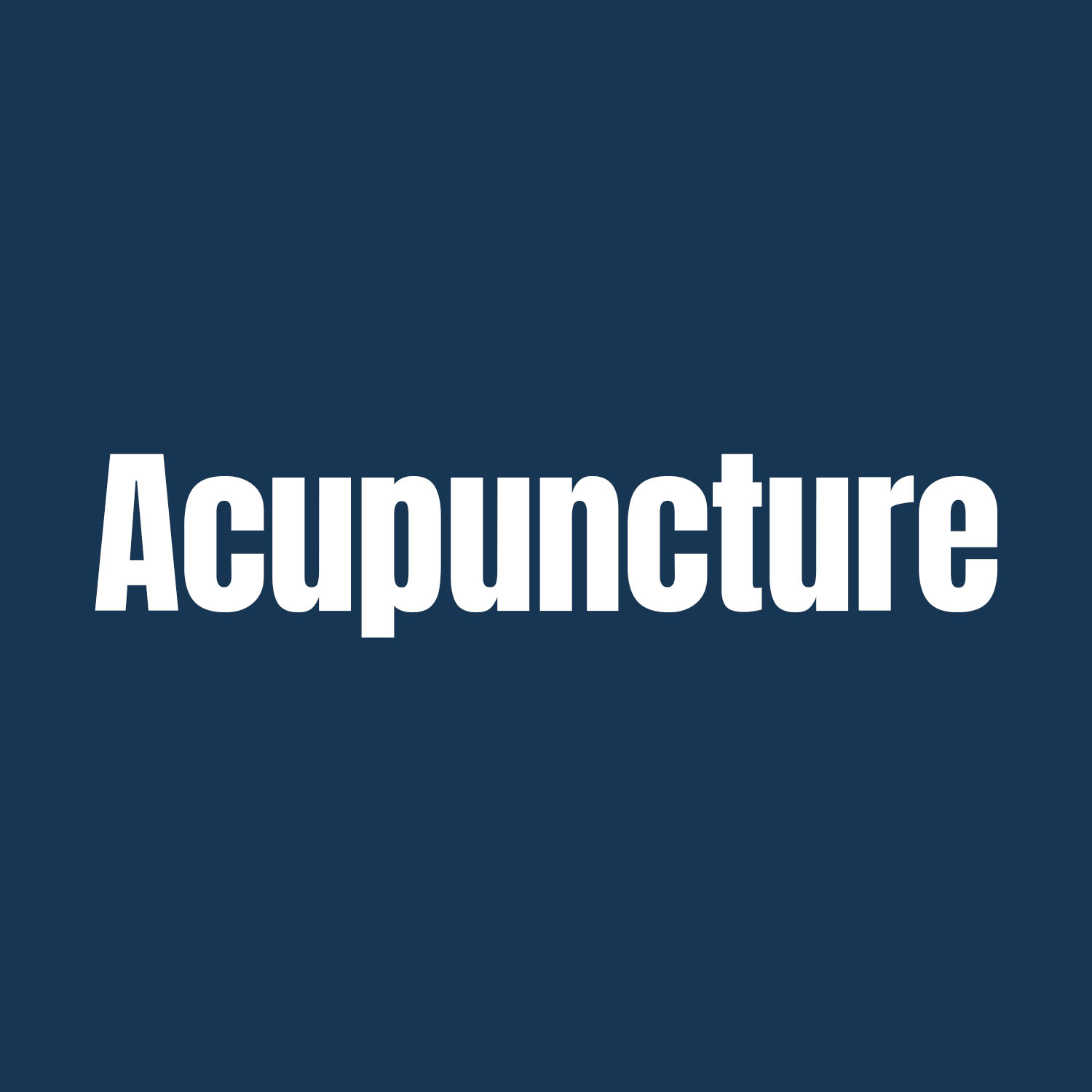 Acupuncture Whistler