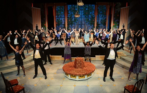 """Opera Today - """"Craig Juricka's engaging baritone was appealing in his featured moments as Ivan.""""Link: http://www.operatoday.com/content/2018/07/fledermaus_pops.php"""
