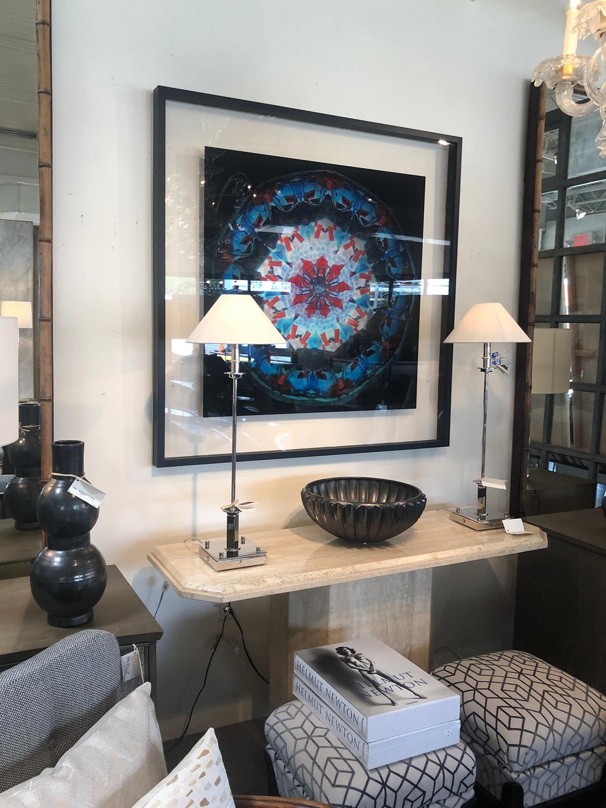 Kaleidoscope Mandala at AREA, Houston