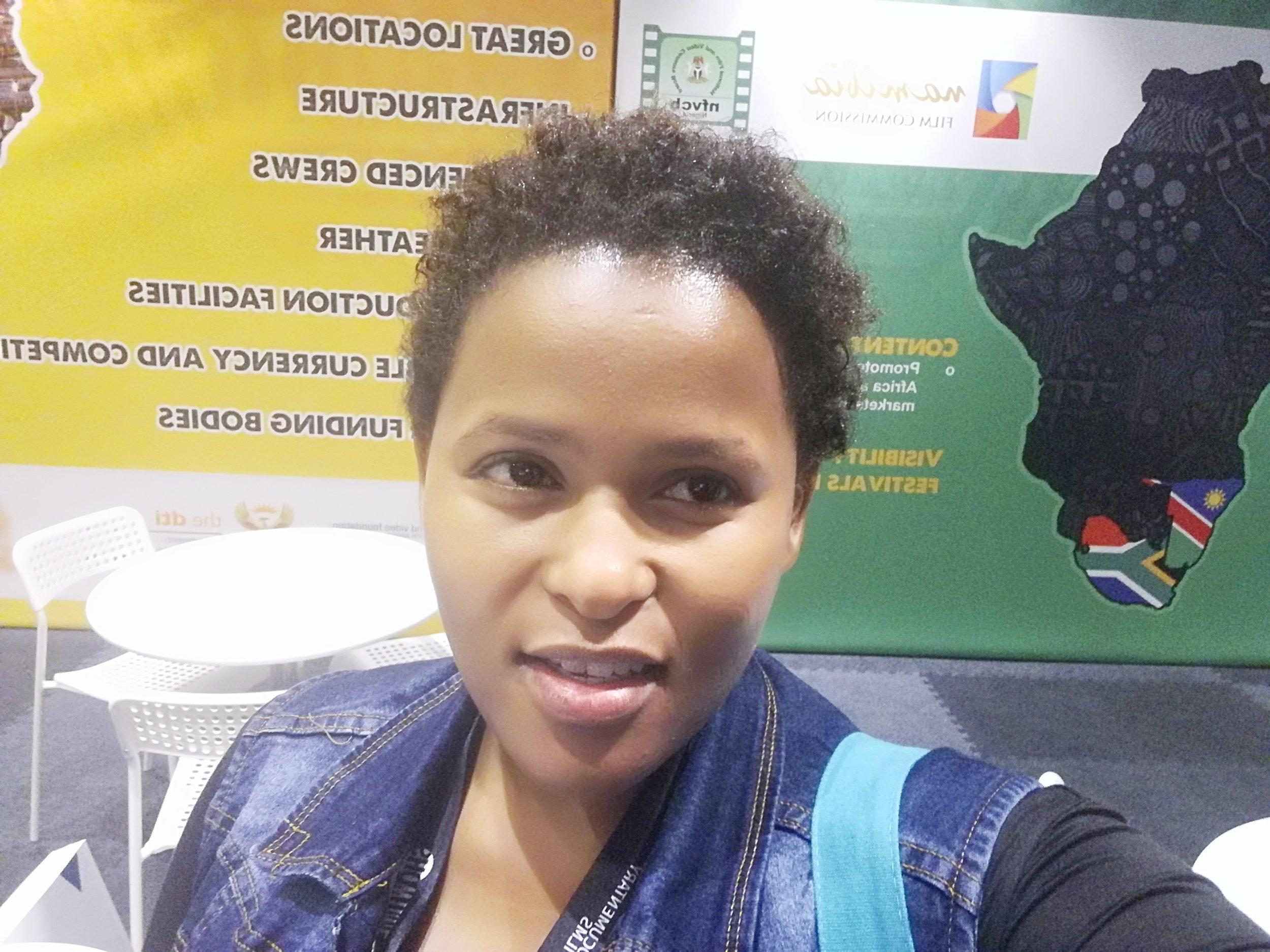 Thembakazi Kwinana - DTI SA