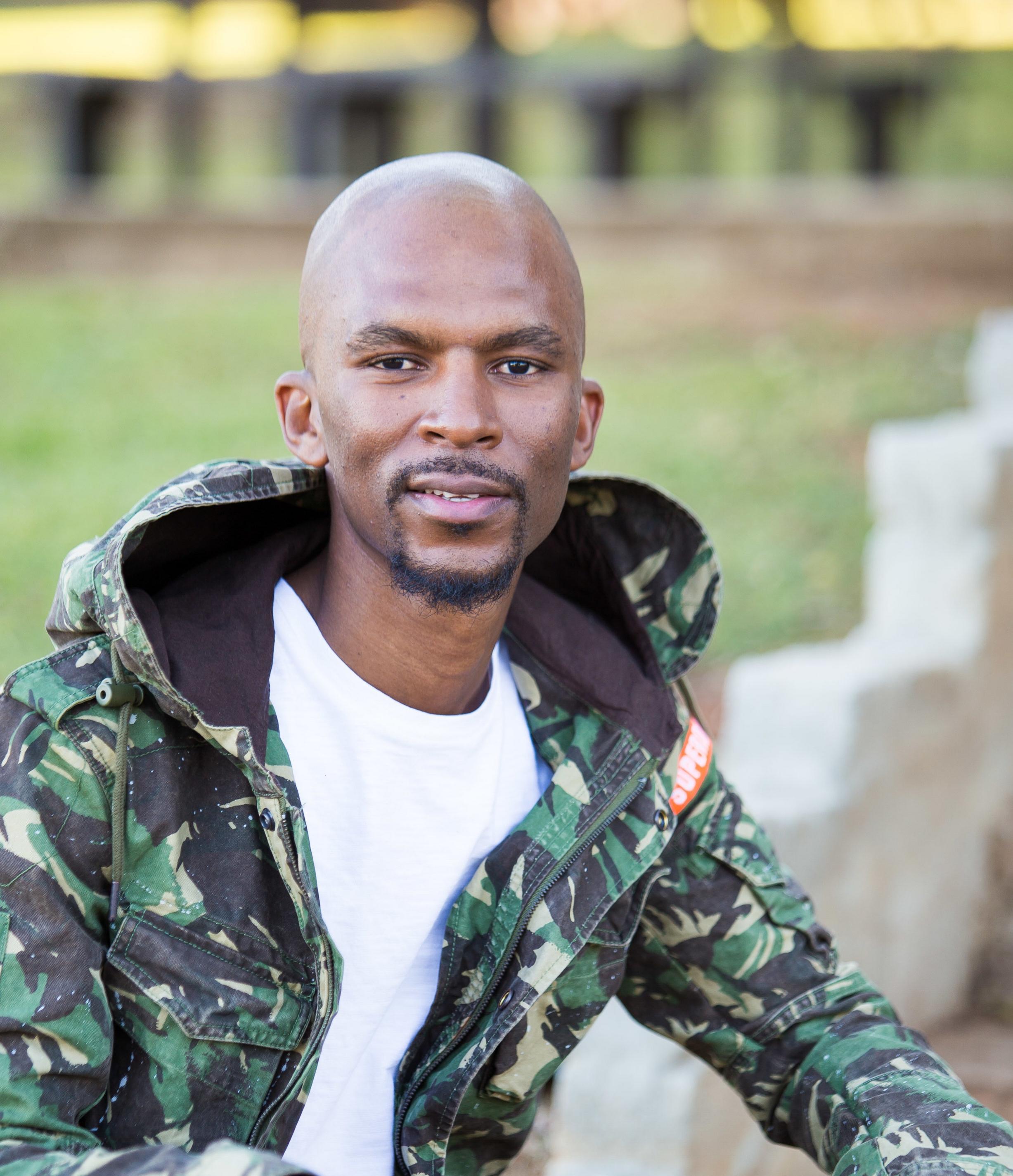 Bonga Percy Vilakazi - The River