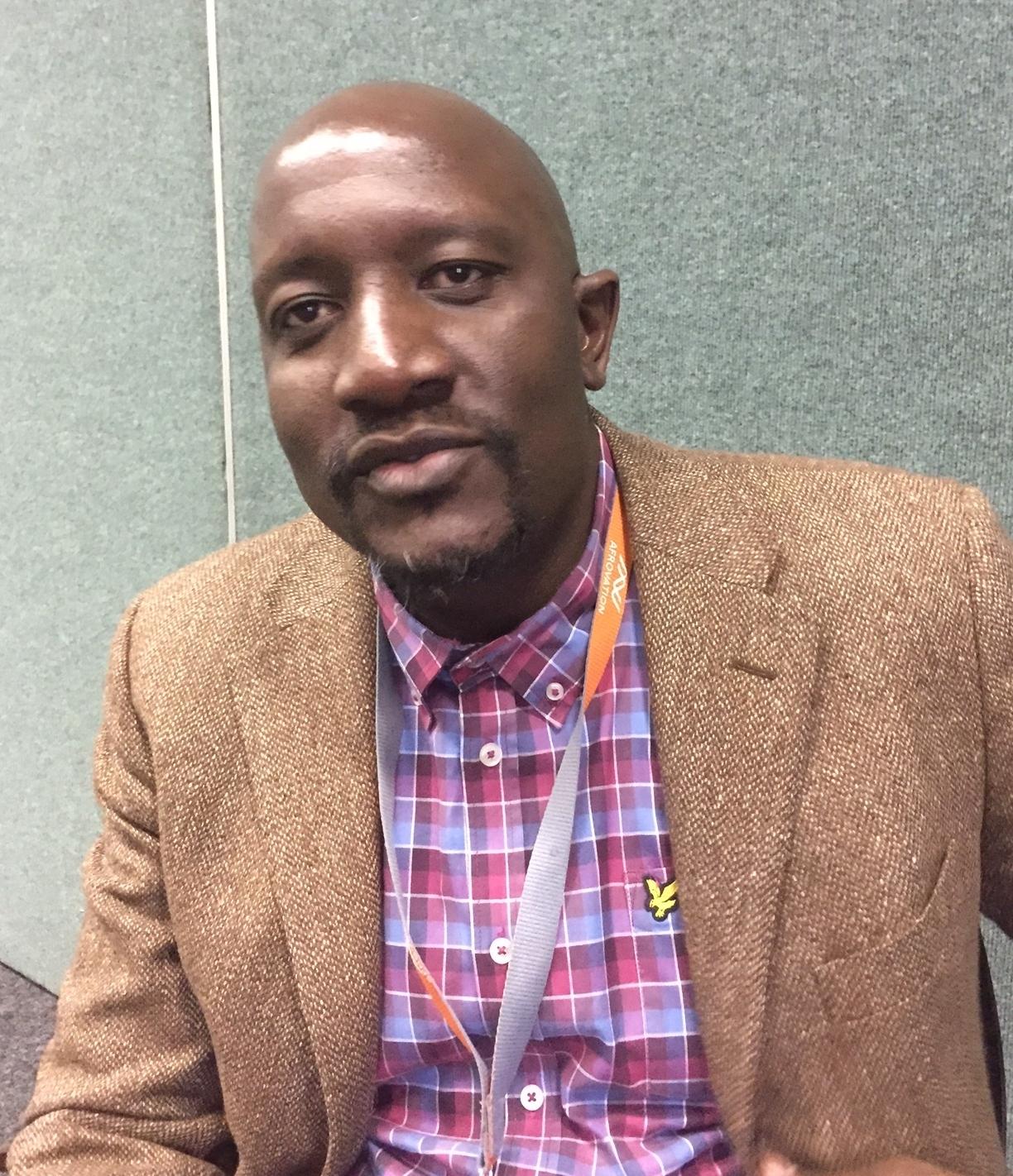 Desmond Mthembu - Gauteng Film Commission