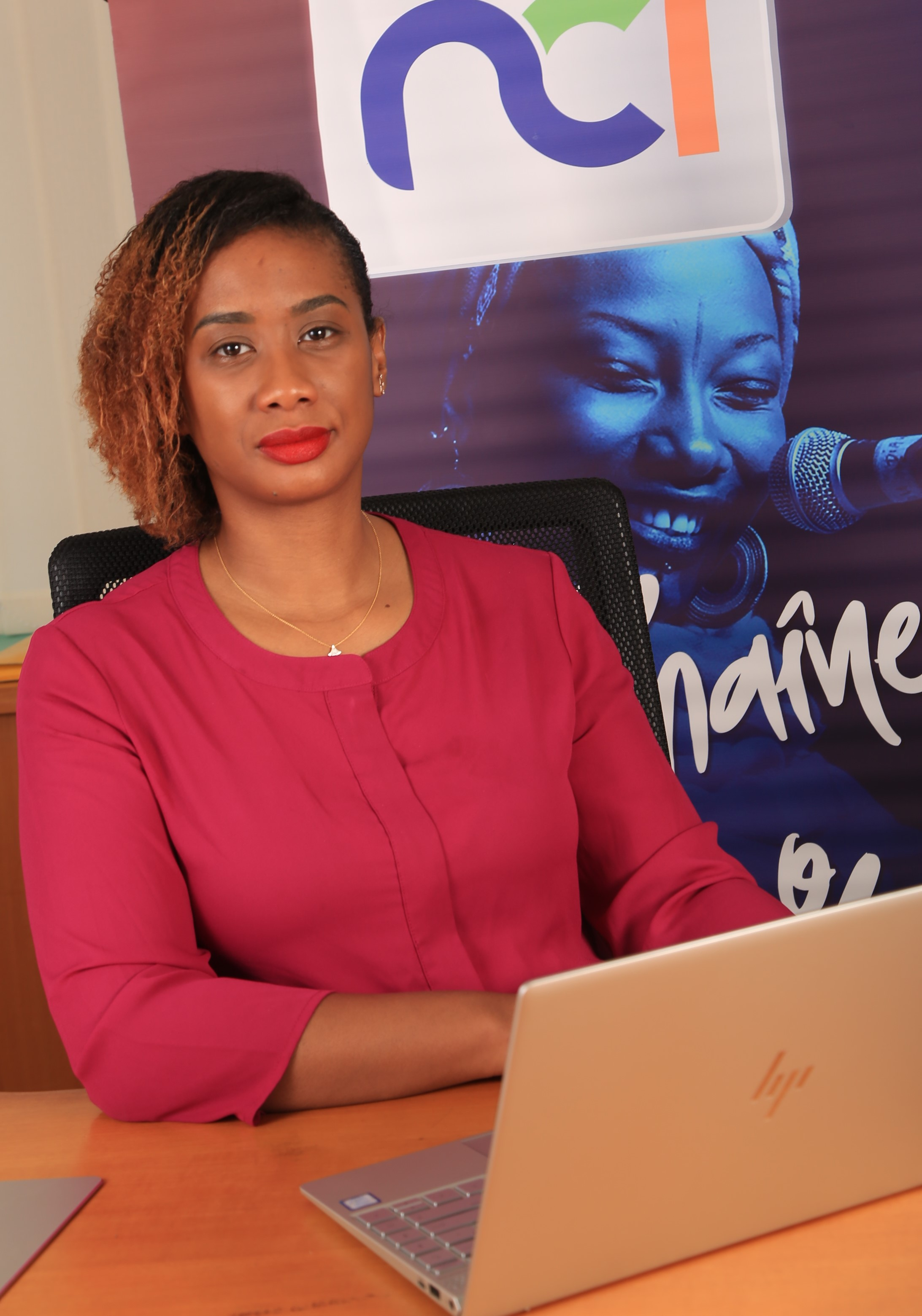 Sandra Coulibaly, Nouvelle Chaine Ivoirienne