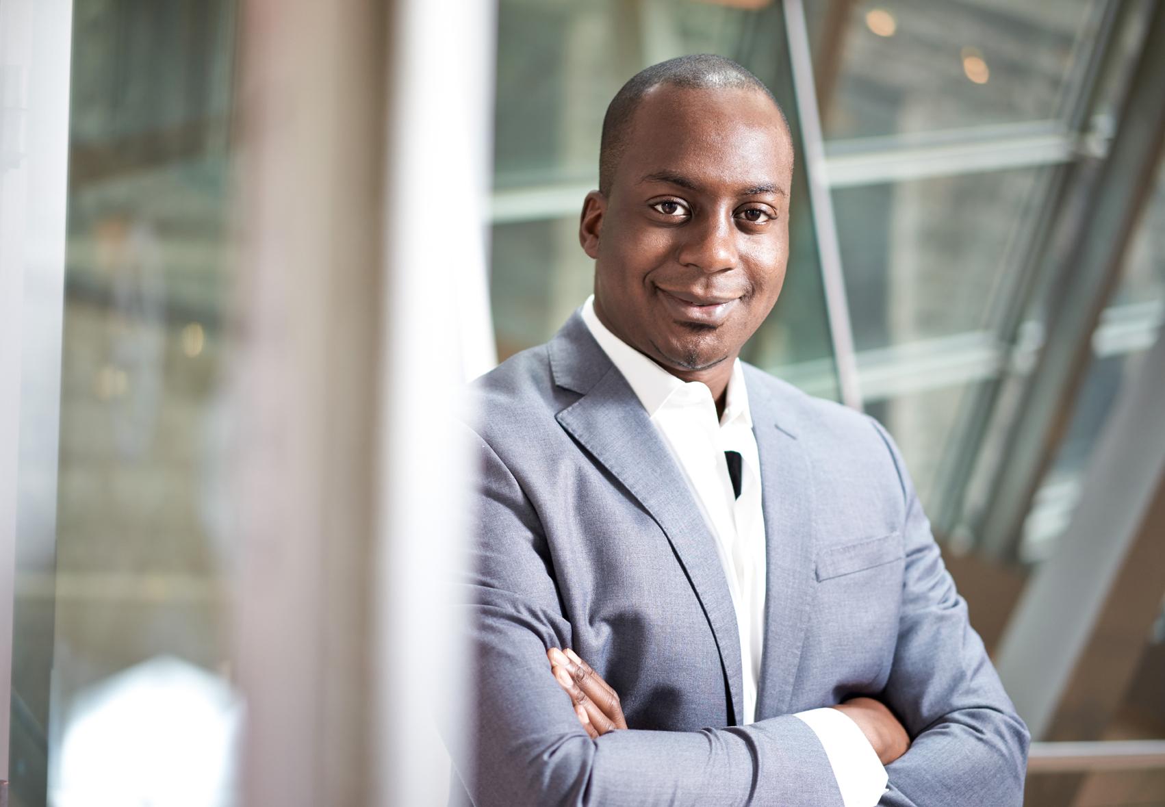 Eric Mboua