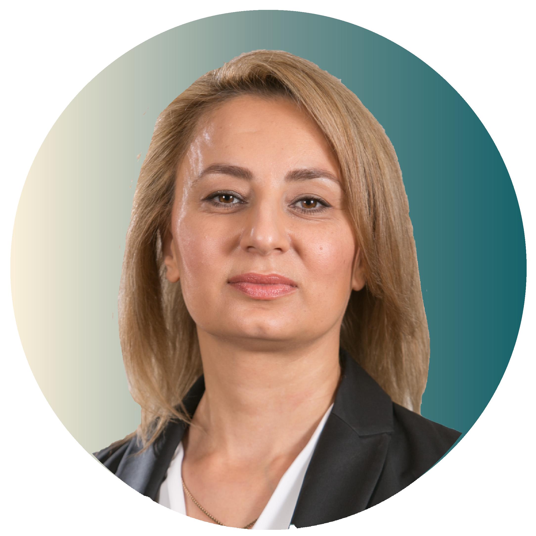 Aida Martirosyan-Haymillian