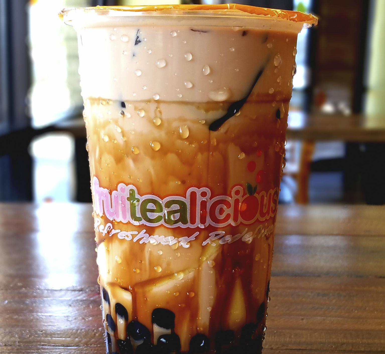 Our Famous Black Sugar Milk Tea