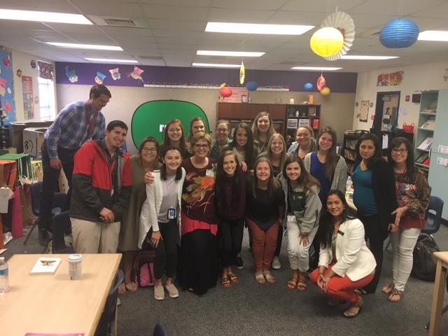 Educators at Texas Tech