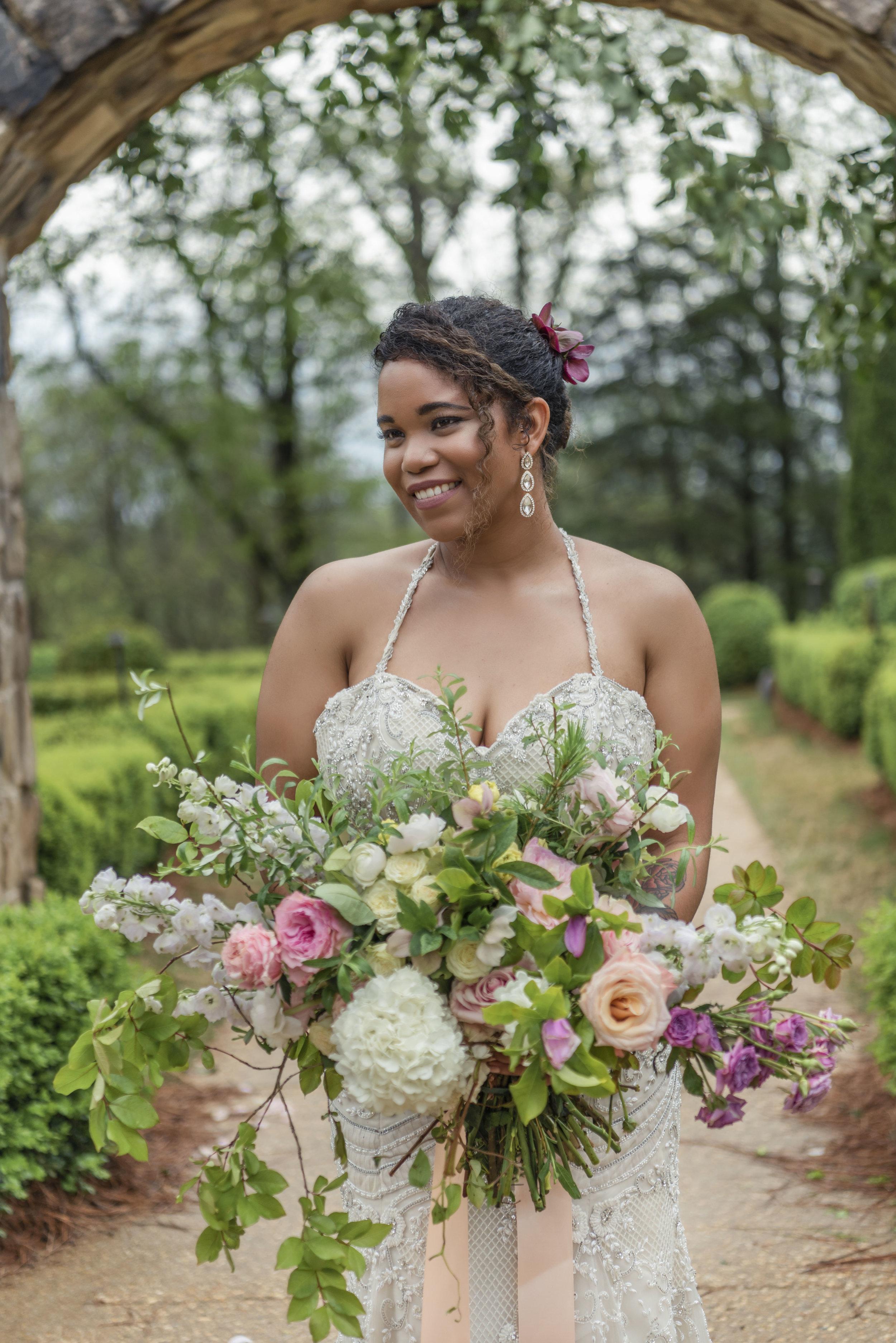 marissa  Bridal Portraits