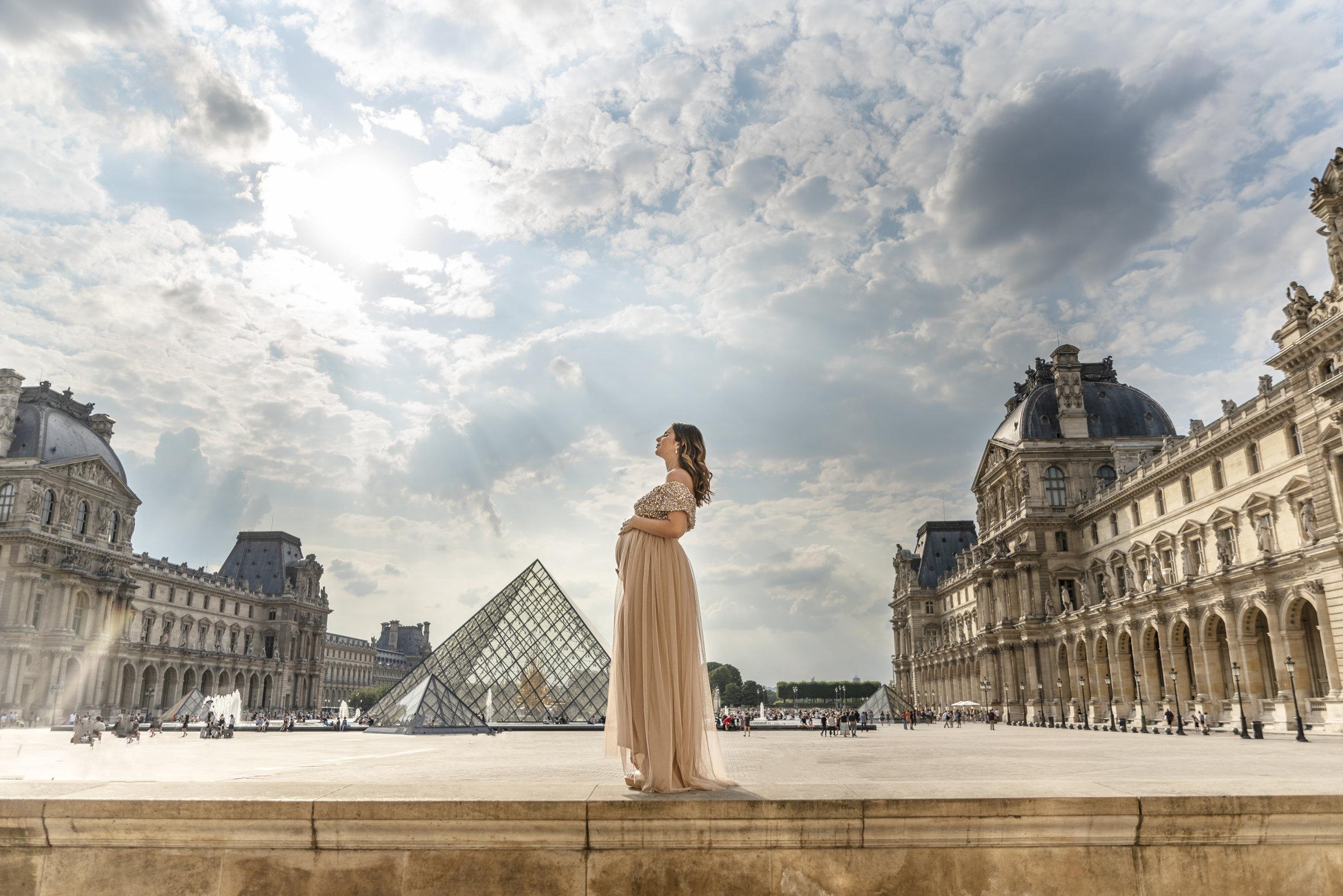 Sandra | Louvre Maternity