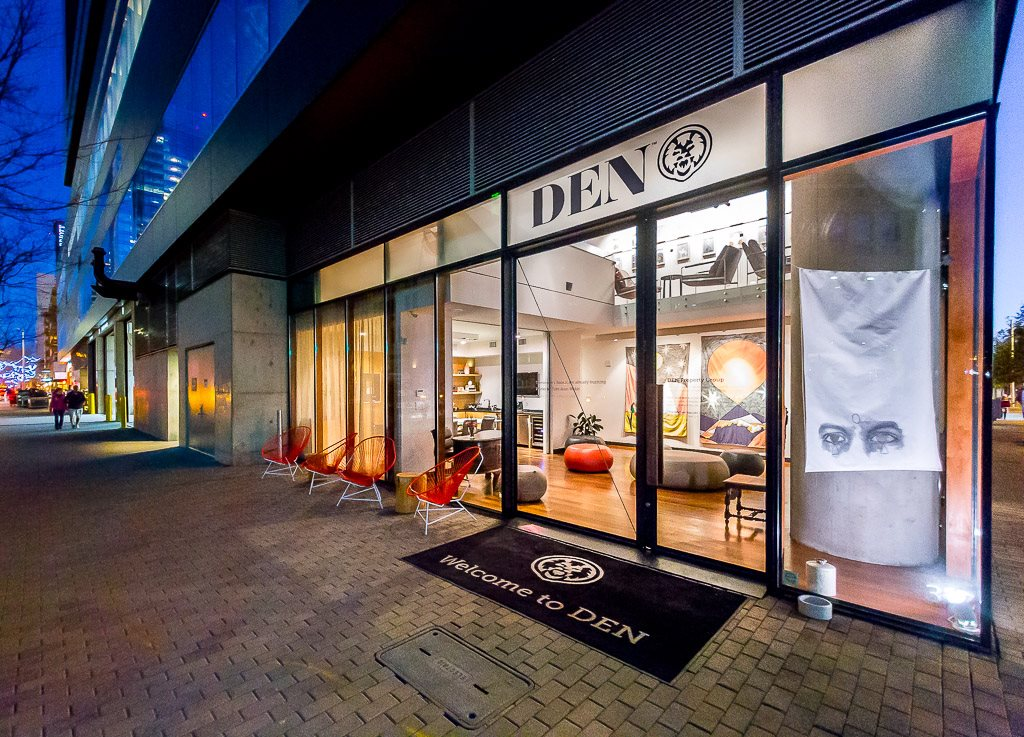 DEN Property Group - DEN is an innovative real estate consultancy that embraces both technology and tradition. Our top–producing principals have an unparalleled pride and dedication to their craft... selling the Austin lifestyle. We live, work and play in the neighborhoods that we sell.