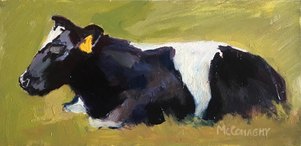 3x6 Taking a Rest cow.jpg