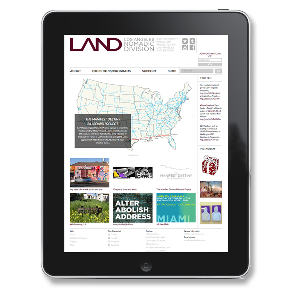 Land - MMD