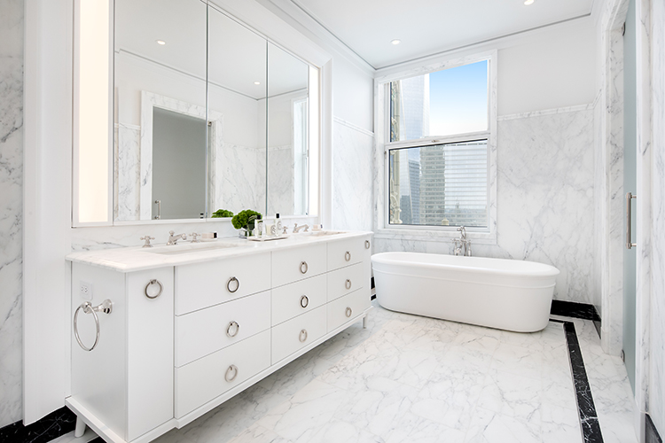 The Woolworth Tower Residences Releases Model Unit Photos as Alchemy Properties Continues their Luxury Condo Conversion