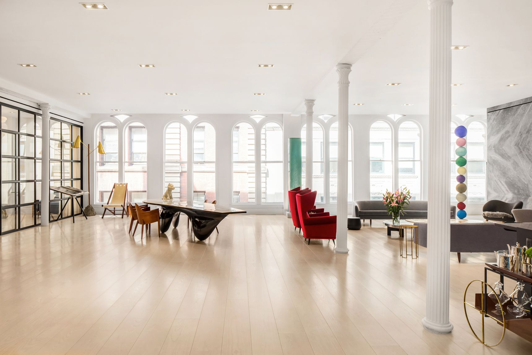 Featured Listing: Hi-Styled Tribeca Loft Hits Market for $15 Million