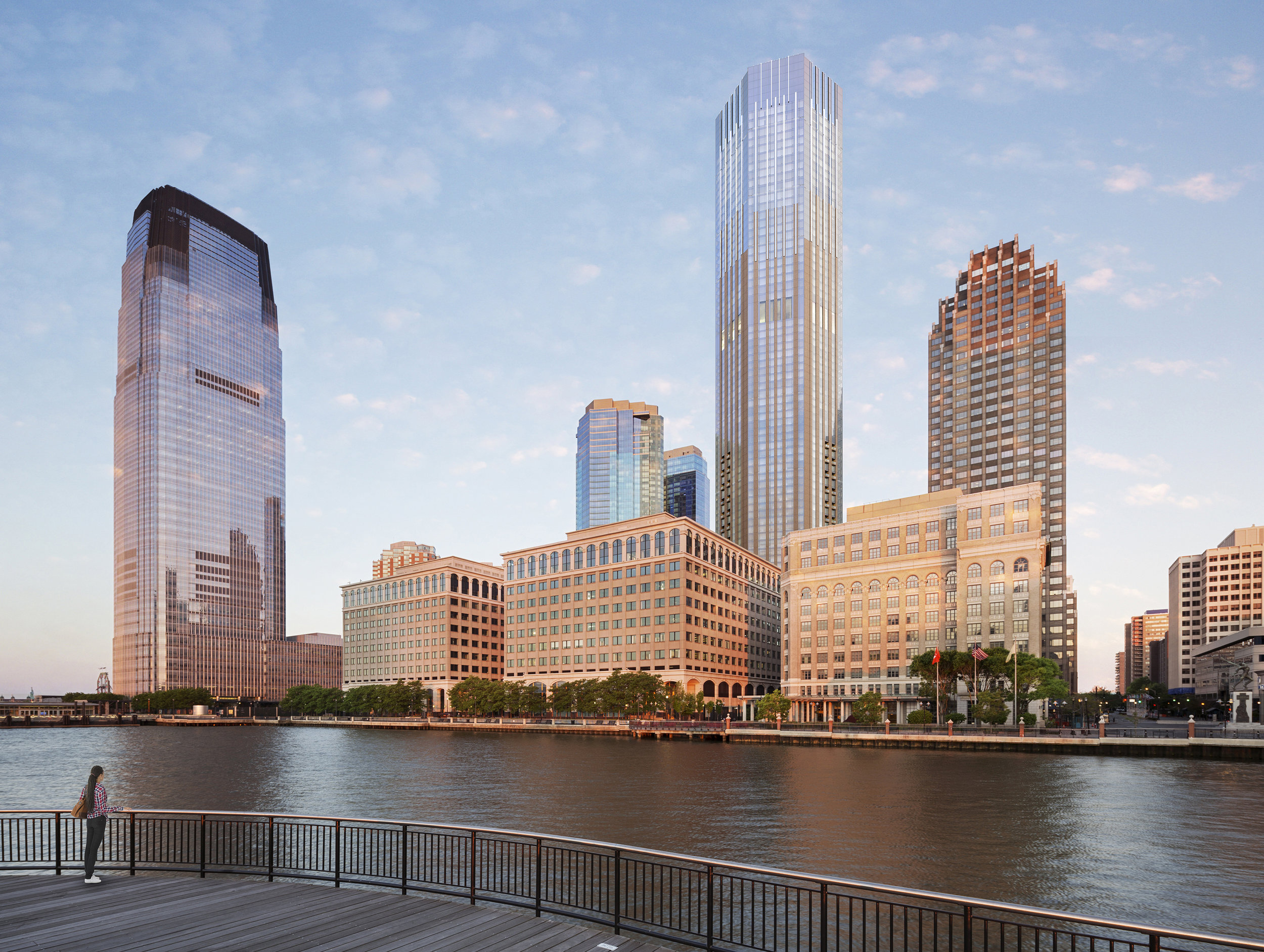 Construction Update: 99 Hudson Street Reaches 5th Floor of 79-Story Mixed-Use Tower