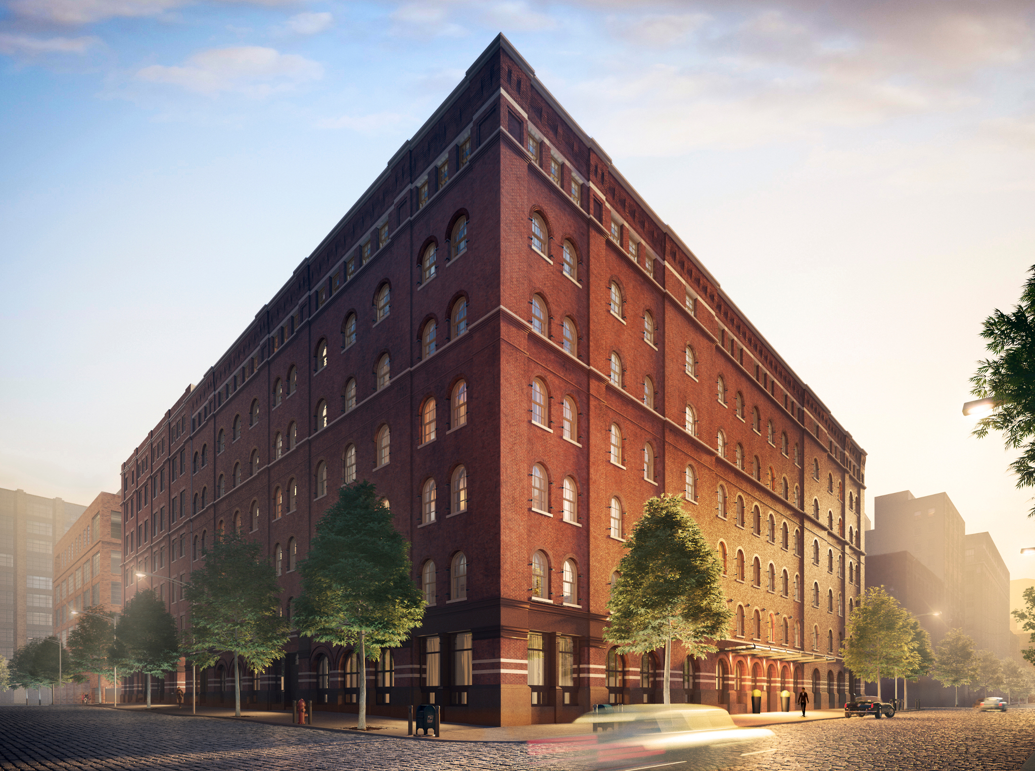 """Jake Gyllenhaal Purchases Unit at """"Paparazzi Proof"""" 443 Greenwich Street"""