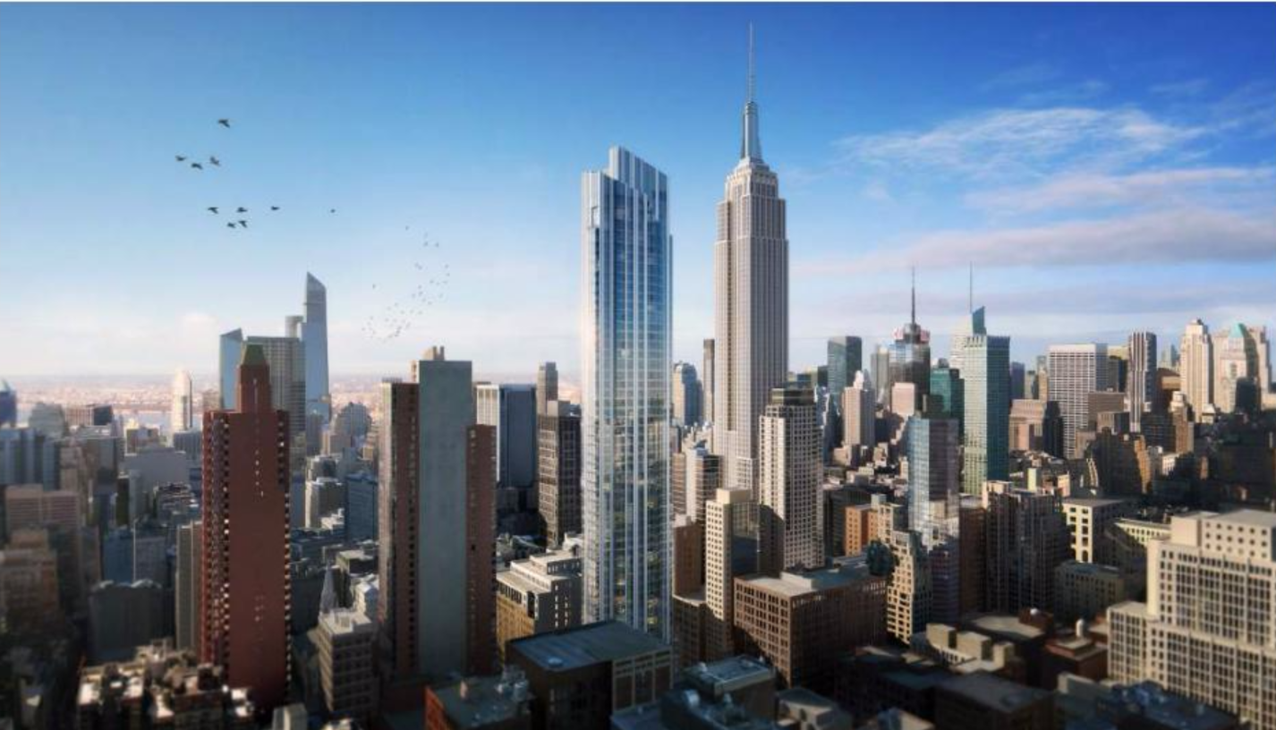 Construction Update: 15 East 30th Street Begins Foundation Work, Releases New Renderings