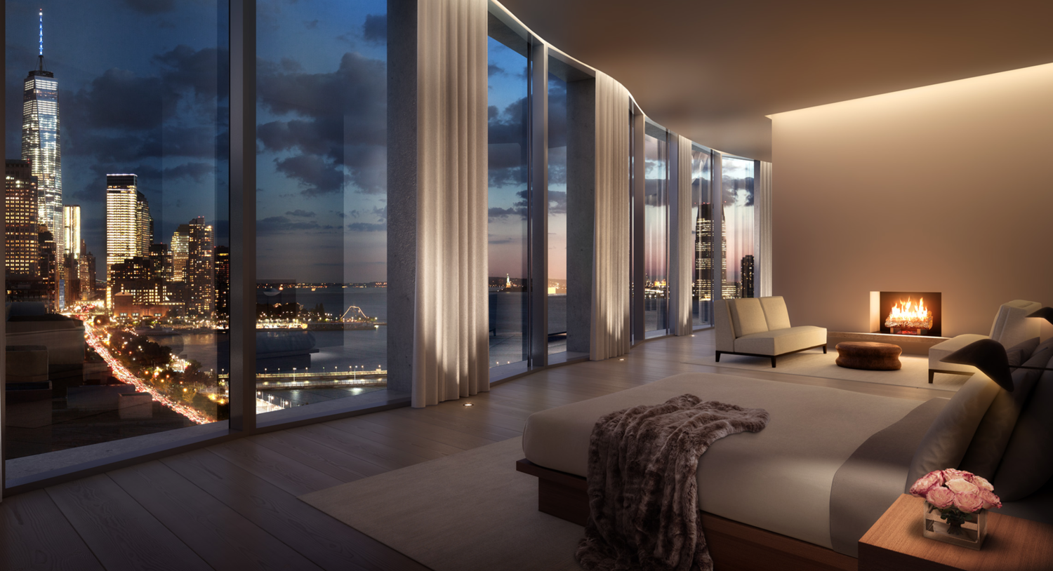 Penthouse South at Ian Schrager's 160 Leroy Under Contract, Was Asking $31.5 Million