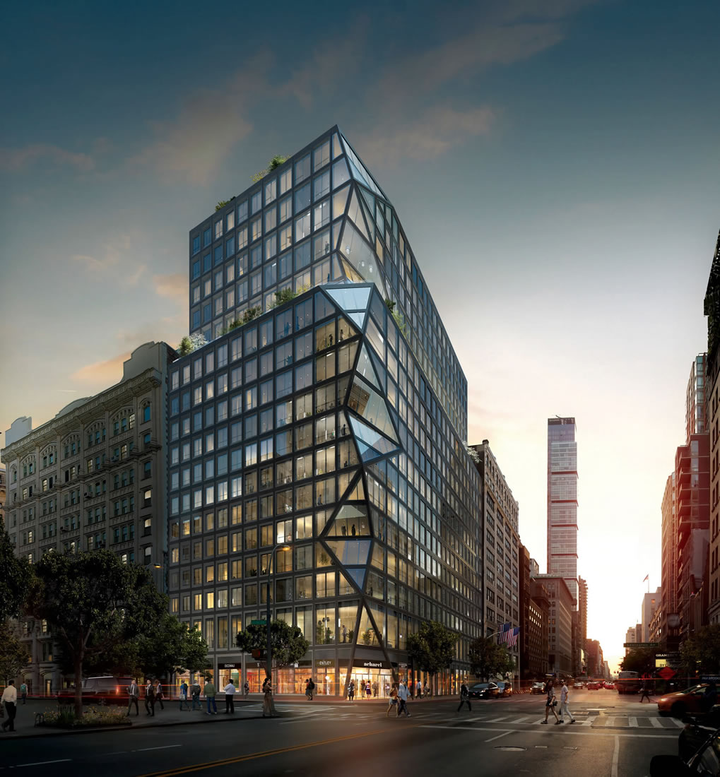 121 East 22nd Street by Toll Brothers City Living