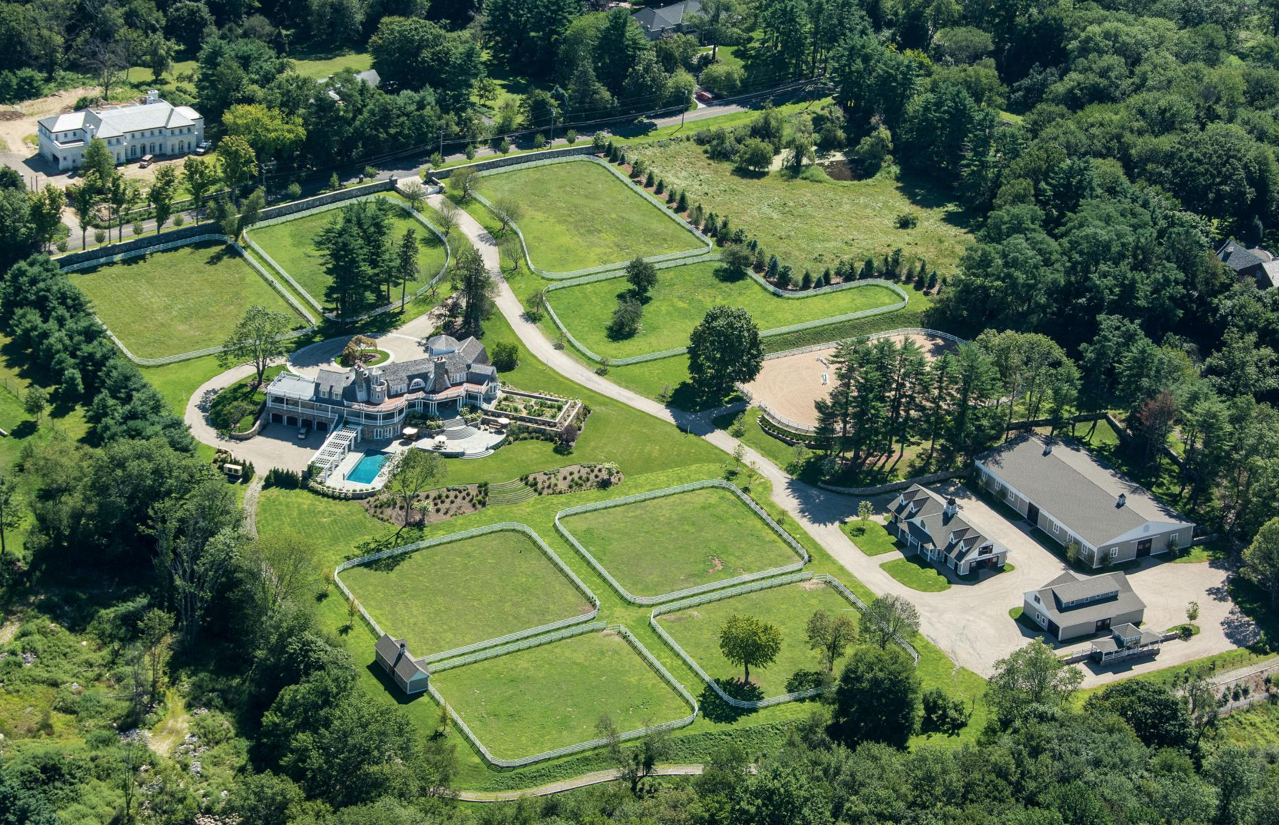 Featured Listing: Stunning Taconic Road Equestrian Estate in Greenwich Drops Price $6.75 Million