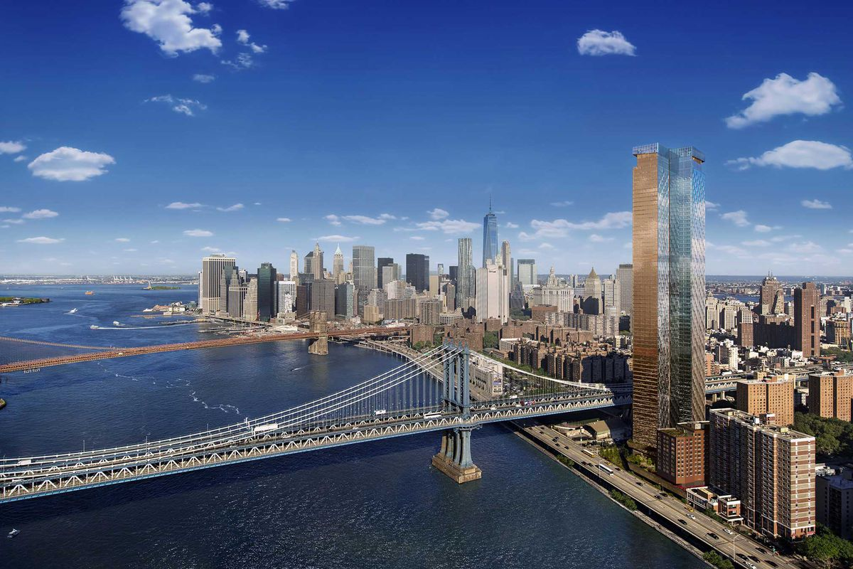 Construction Update: One Manhattan Square Nears Halfway Point, On Track for 2019 Completion