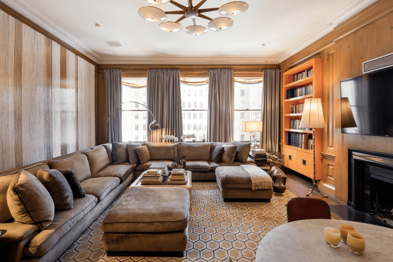 The 740 Park Avenue Co-Op Jacqueline Kennedy Onassis's Spent Her Childhood Sold for $25.25 Million
