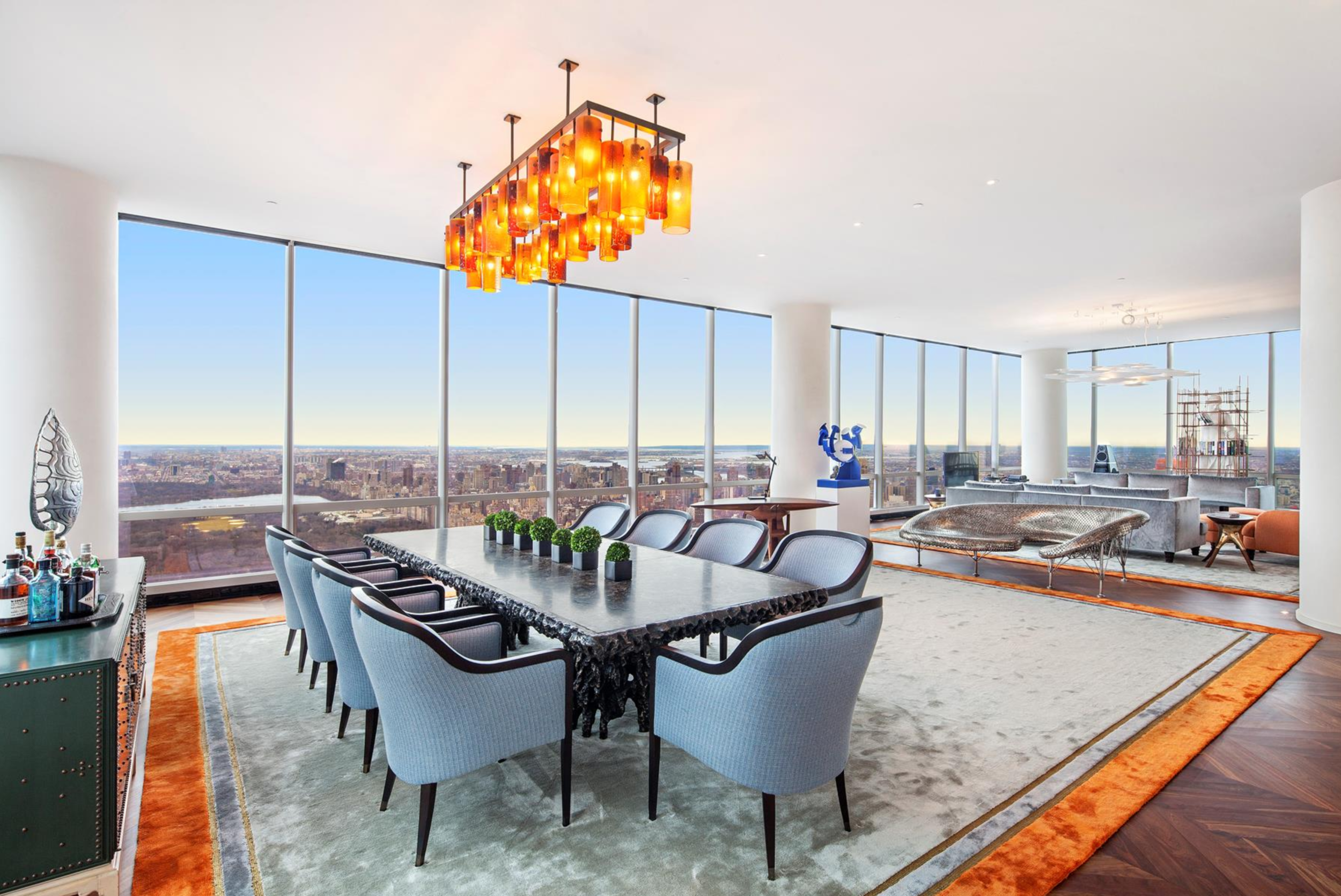 Featured Listing: One57 Unit Designed by Thomas Juul-Hansen Lists for $52 Million