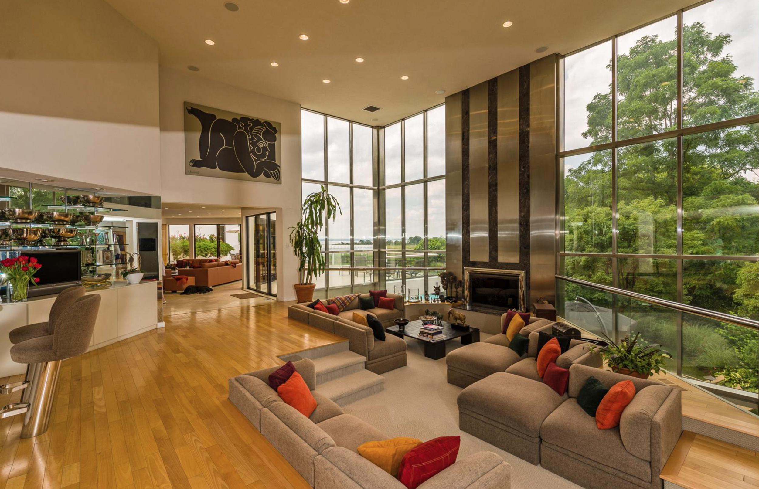 Featured Listing: Sands Point Contemporary Lists for $11.9 Million