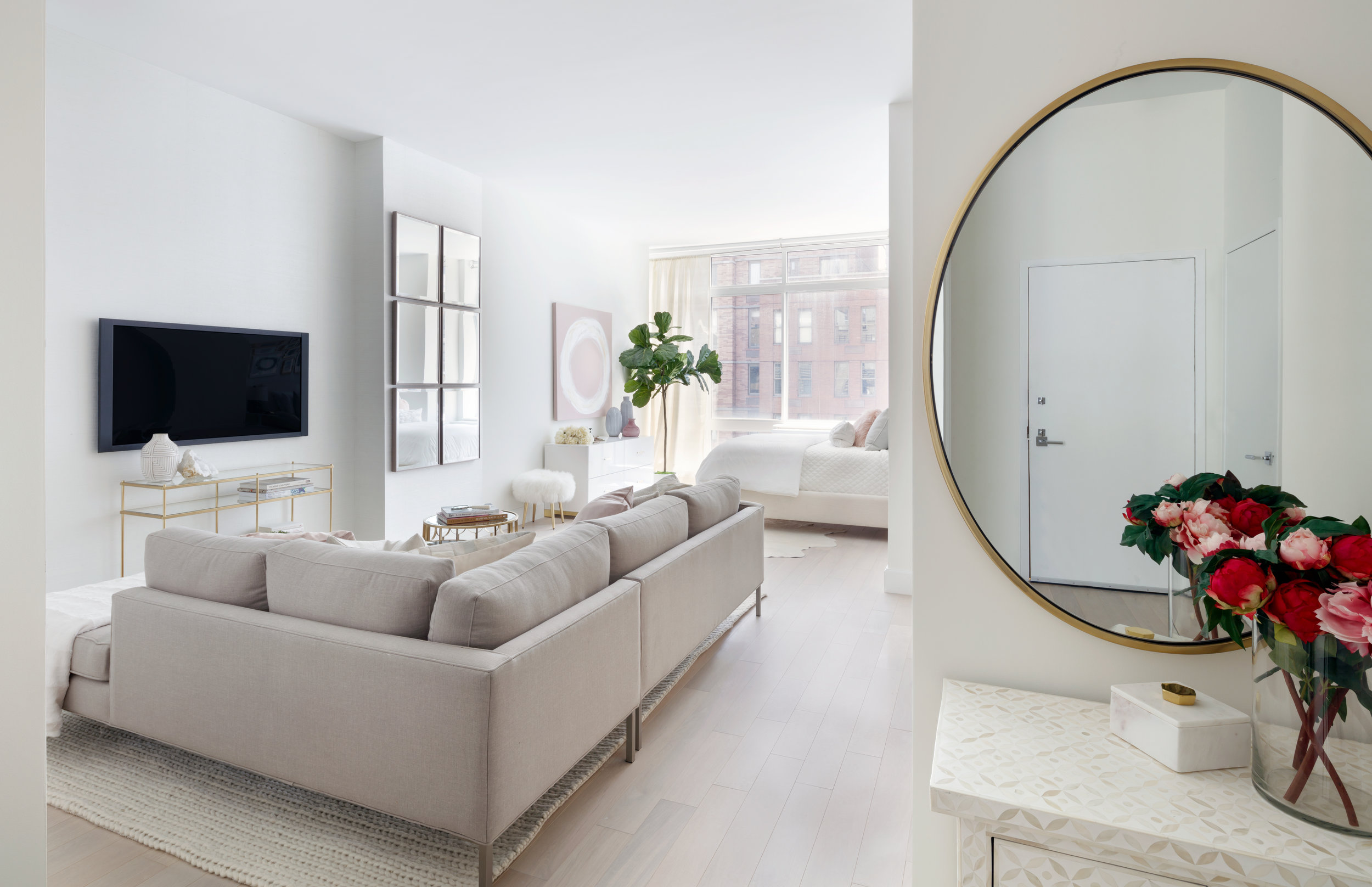 "Featured Listing: Upper Eastside Oversized Loft Designed by Taylor Spellman of Bravo's ""Yours, Mine or Ours"""