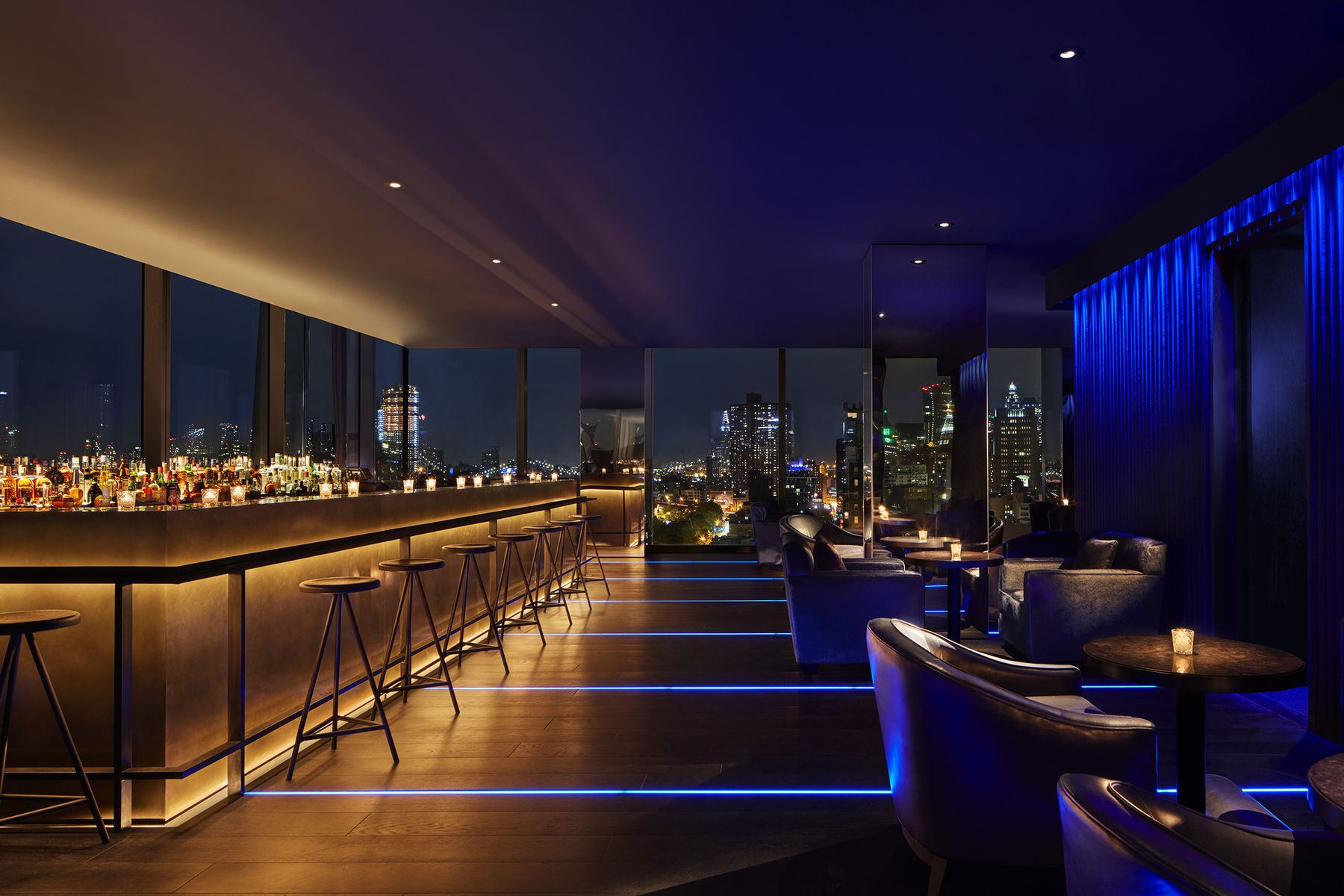 Tour Ian Schrager's Public Hotel Which Recently Opened on the Lower East Side