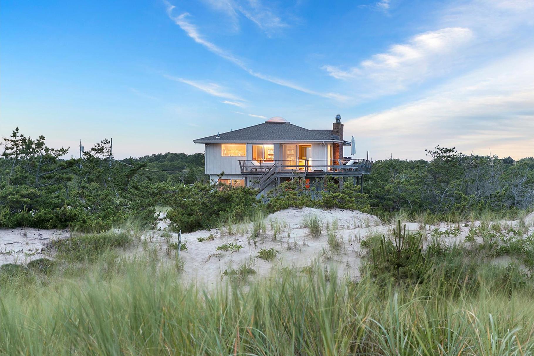 Napeague Beachfront Compound of Famous Fashion Photographer Asks $12.5 Million