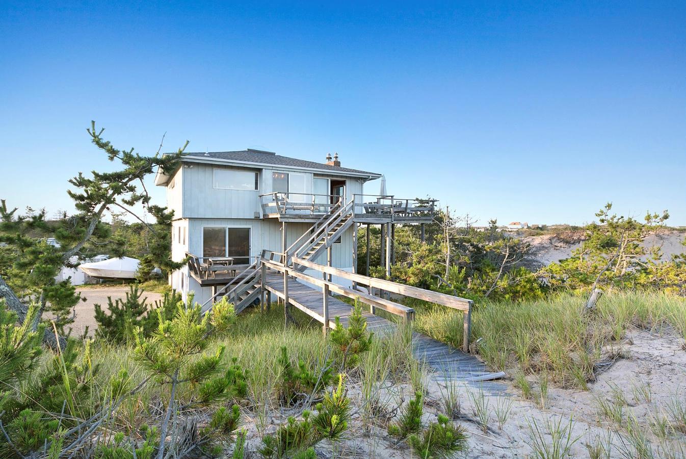 Featured Listing: Napeague Beachfront Compound of Famous Fashion Photographer Asks $12.5 Million