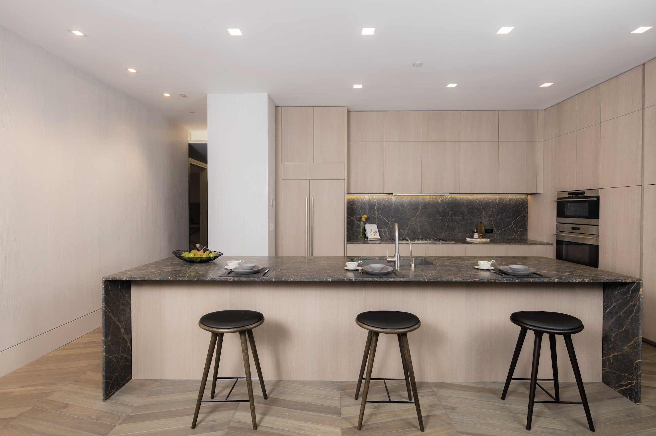 A Look Inside 49 Chambers, Tribeca's New Luxury Residences, Hidden Inside a Former Bank