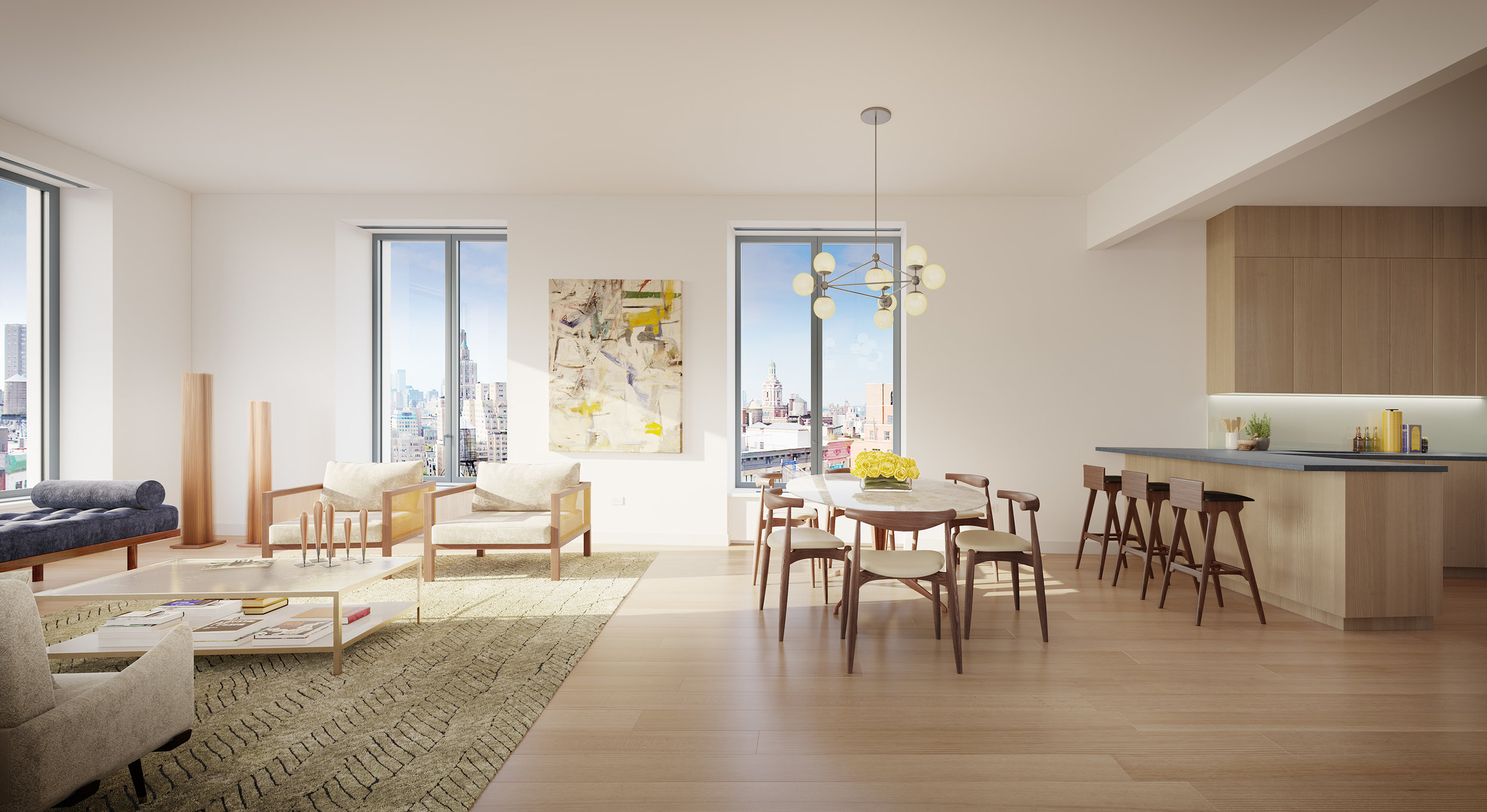 Selldorf Architects's 21 East 12th Street Brings Contemporary Living to Greenwich Village