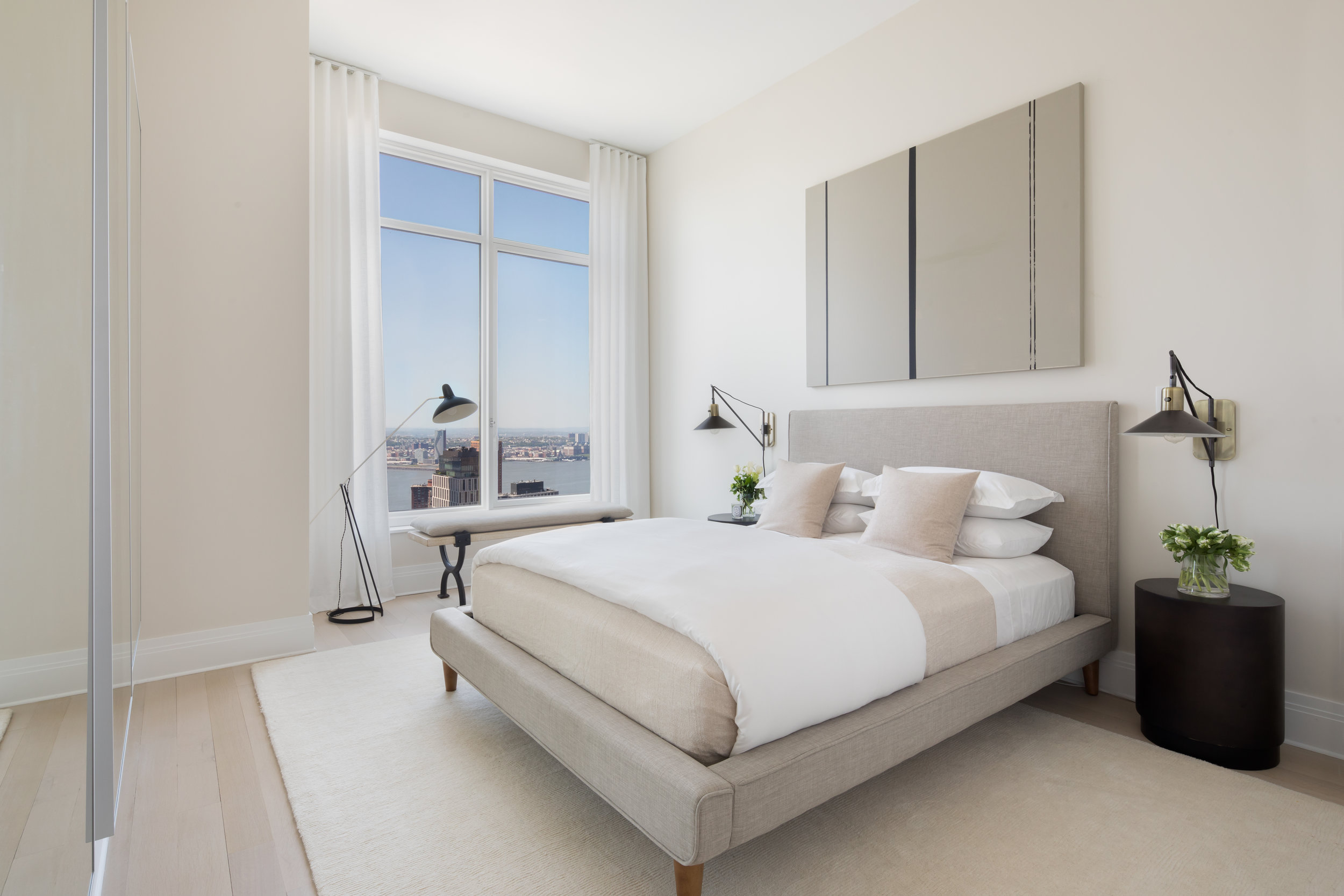 Featured Listing: Unit Designed by ASH NYC in 30 Park Place Four Seasons New York Downtown Lists for $7.3 Million