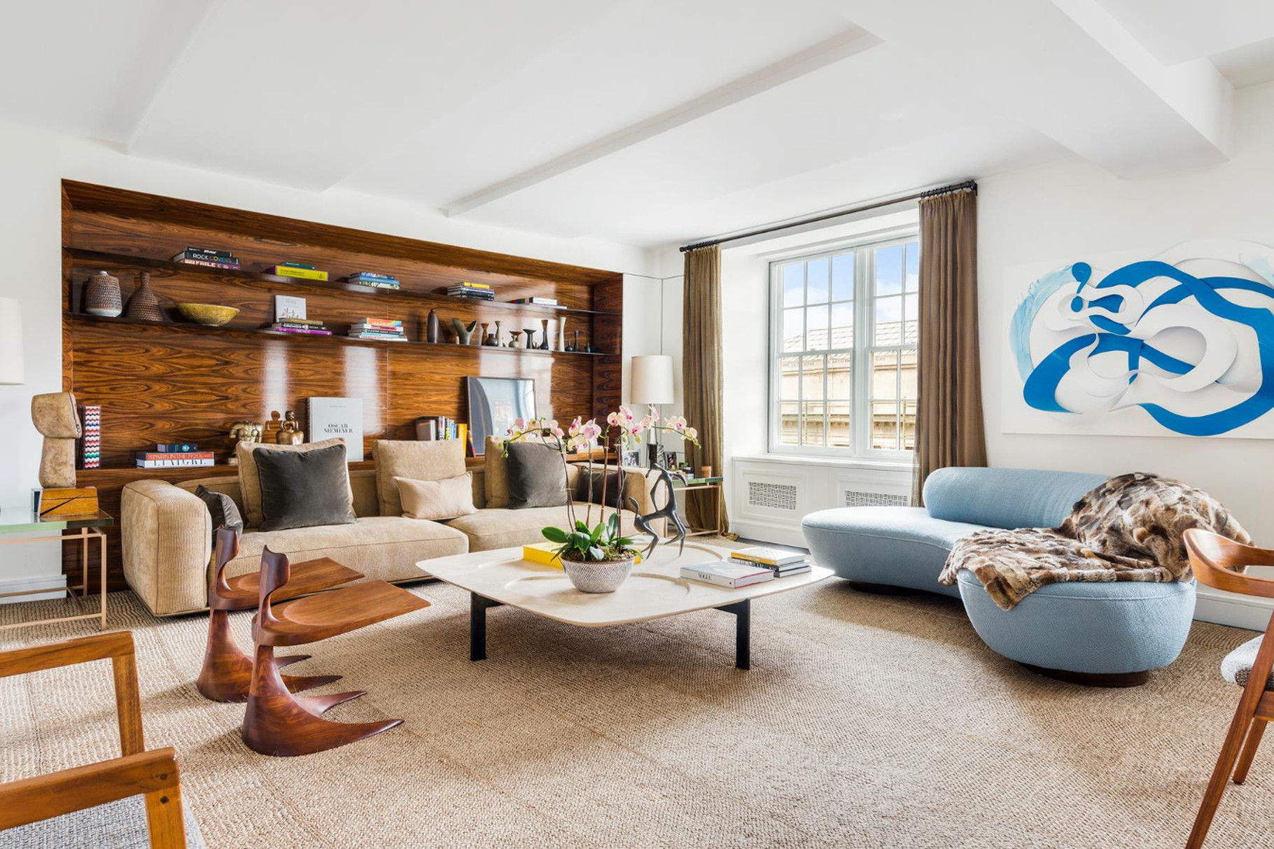 Featured Listing: Fifth Avenue Pad With Views of Metropolitan Museum of Art Asks $13.49 Million