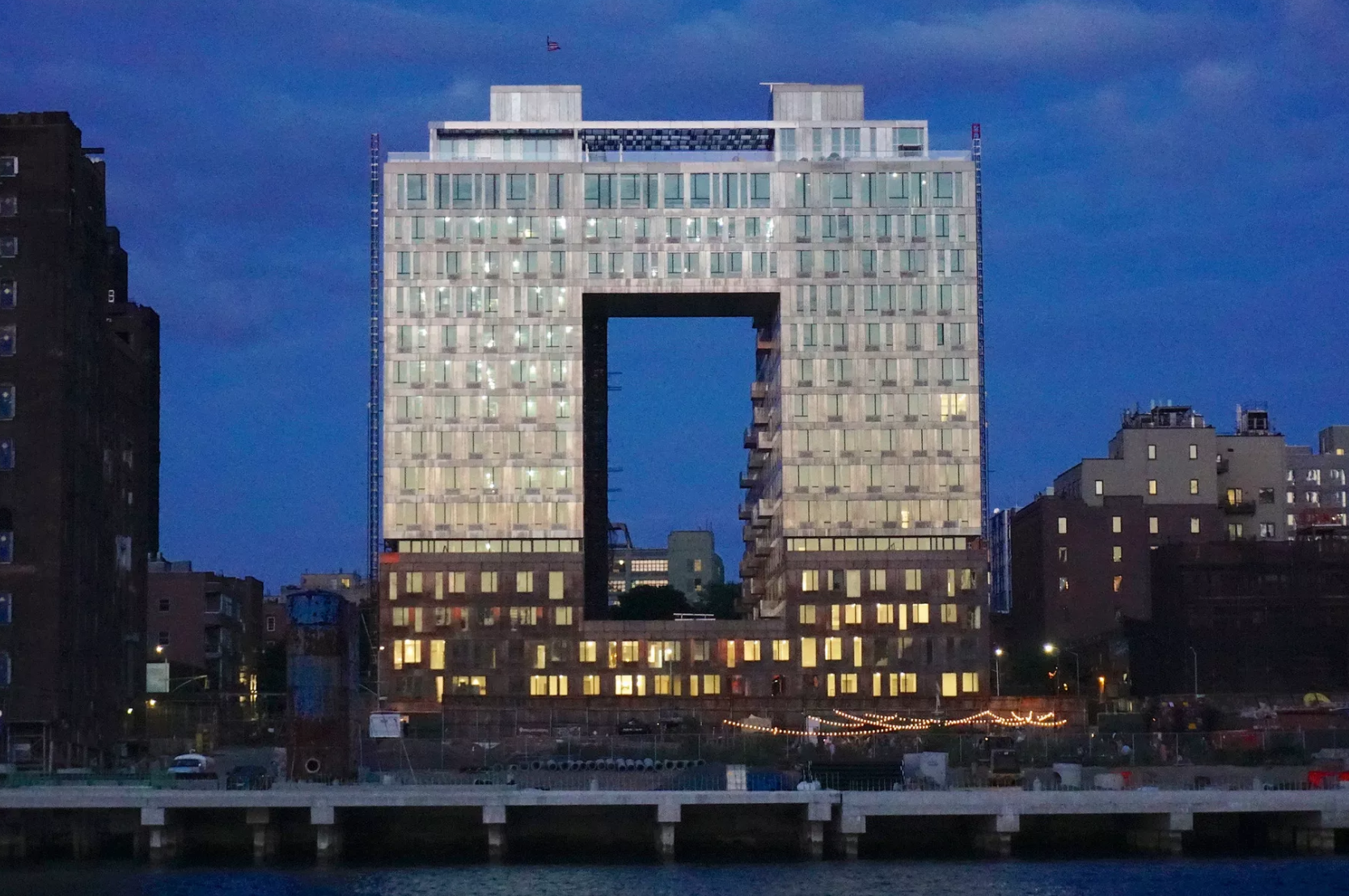Williamsburg's 325 Kent, The Domino Redevelopment Project's First Residential Building Designed By SHoP Architects To Open By End of Year