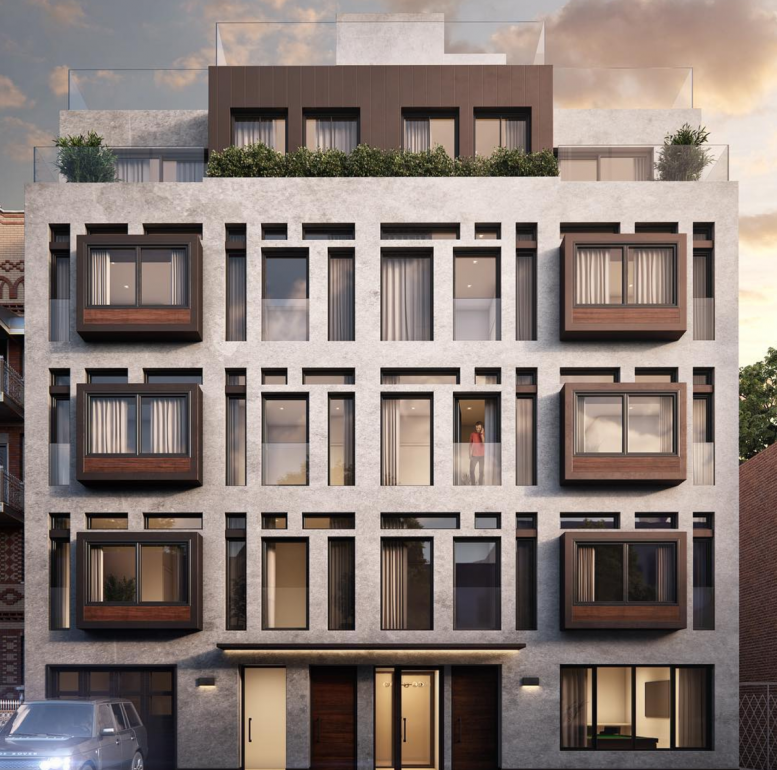 More Excitement Coming to Greenpoint Brooklyn as 91 Diamond Street is Revealed